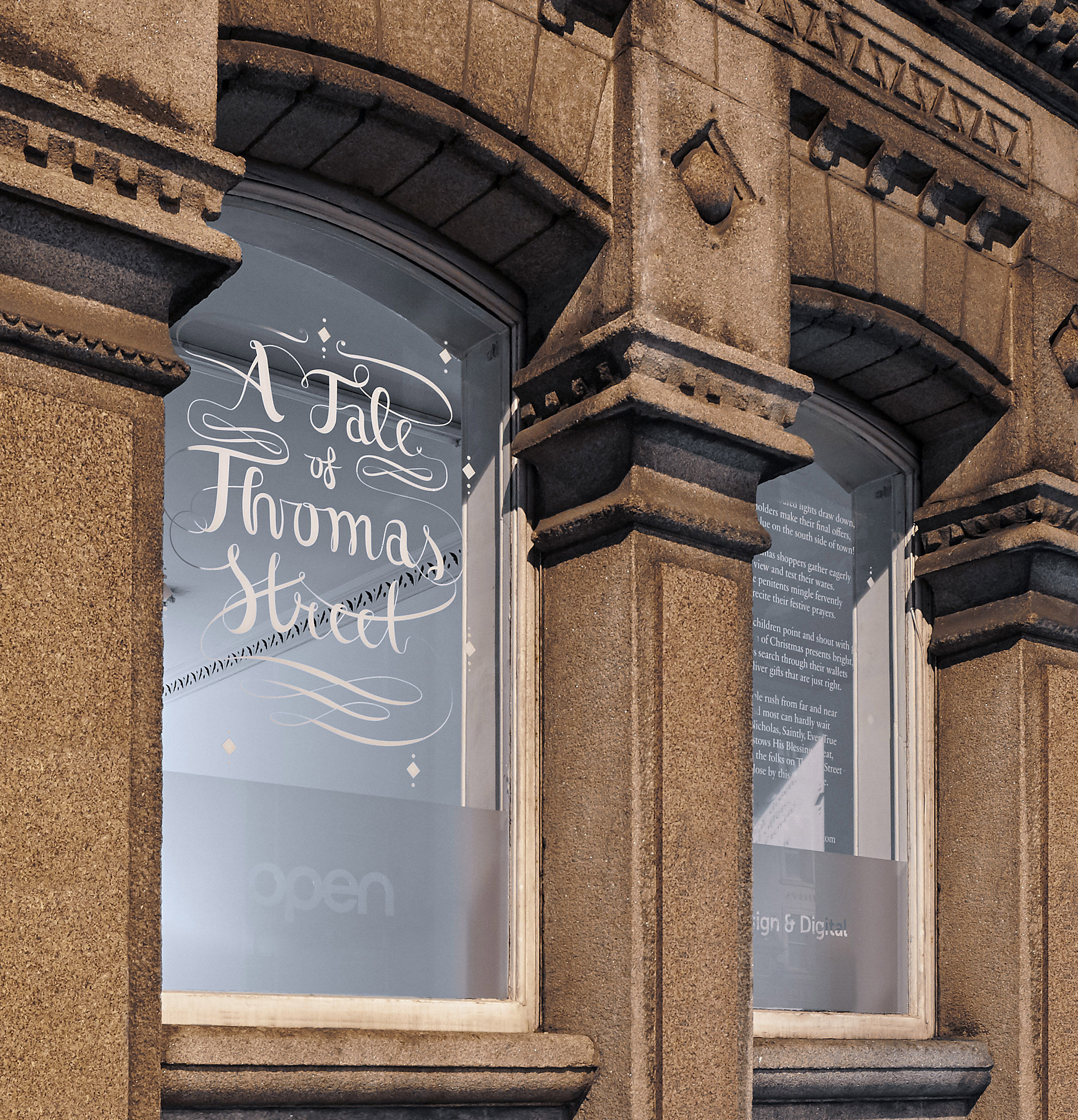 Cover image: A Tale of Thomas Street