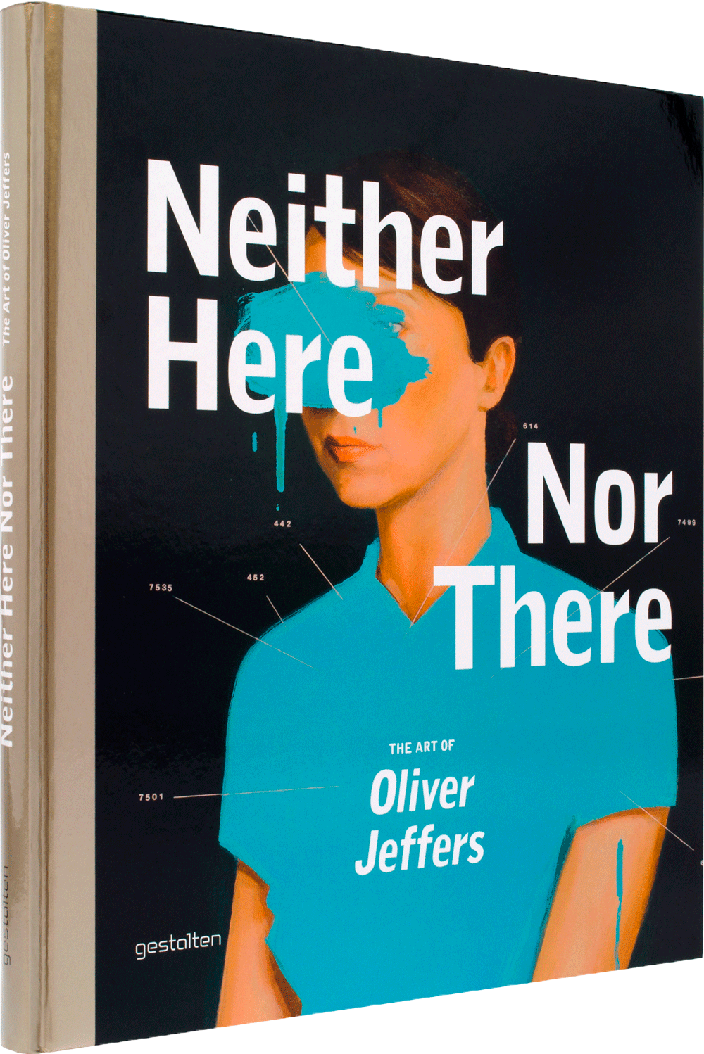 Cover image: Neither Here Nor There (2012)