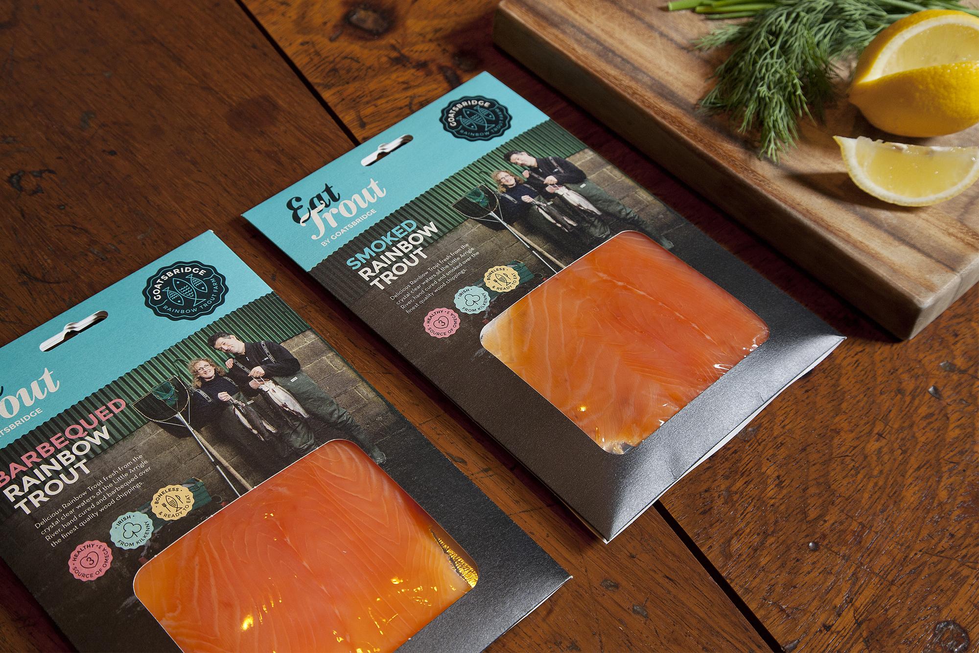 Cover image: Eat Trout by Goatsbridge (2014)