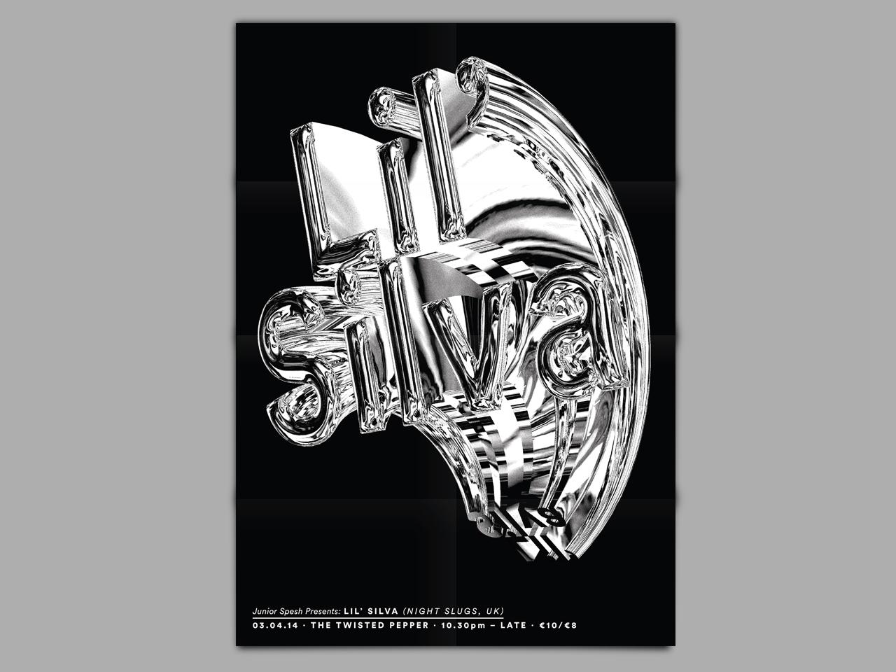 Cover image: Lil' Silva