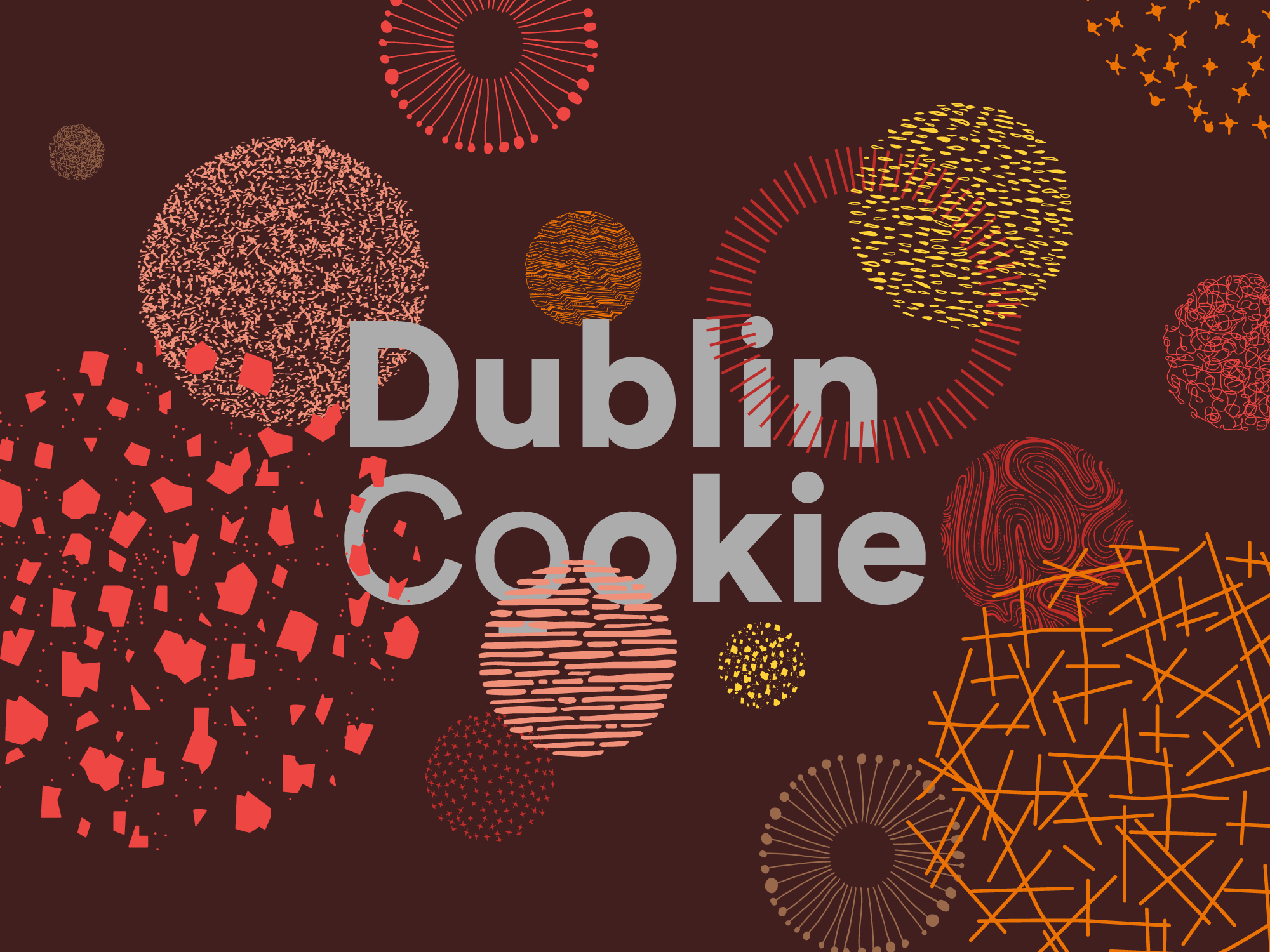Cover image: Dublin Cookie Company Identity