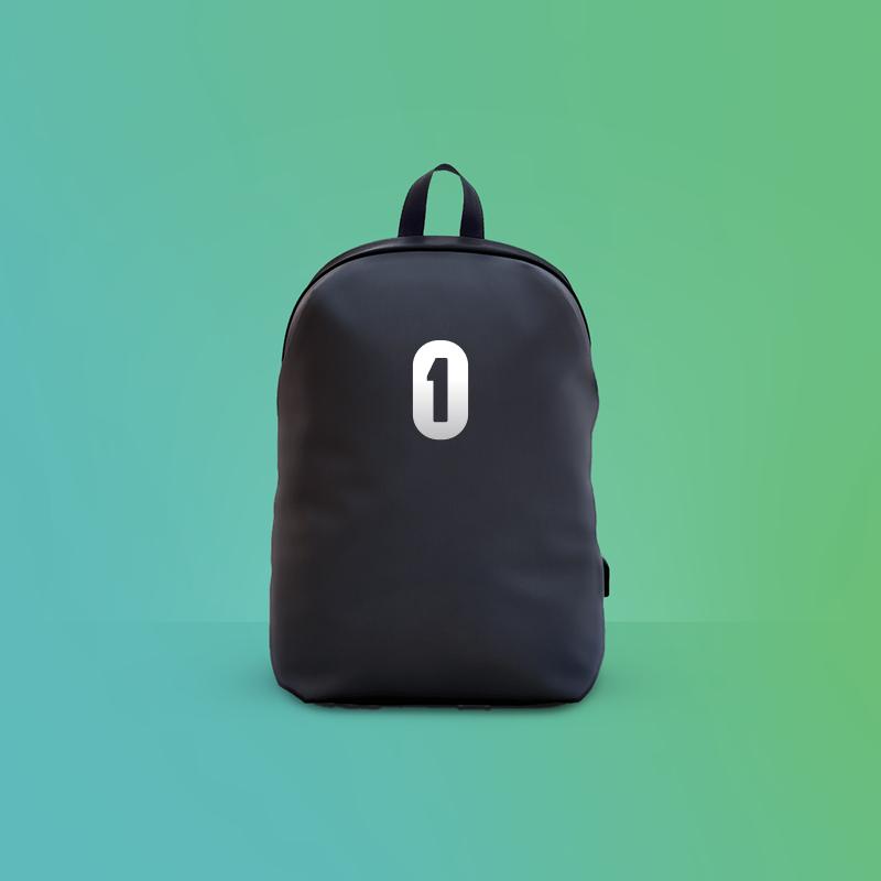 Cover image: One-Zero