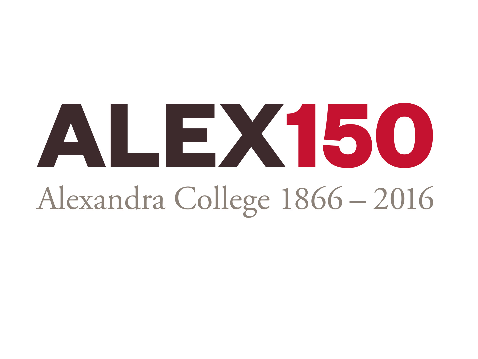 Cover image: Alexandra College 150 Years