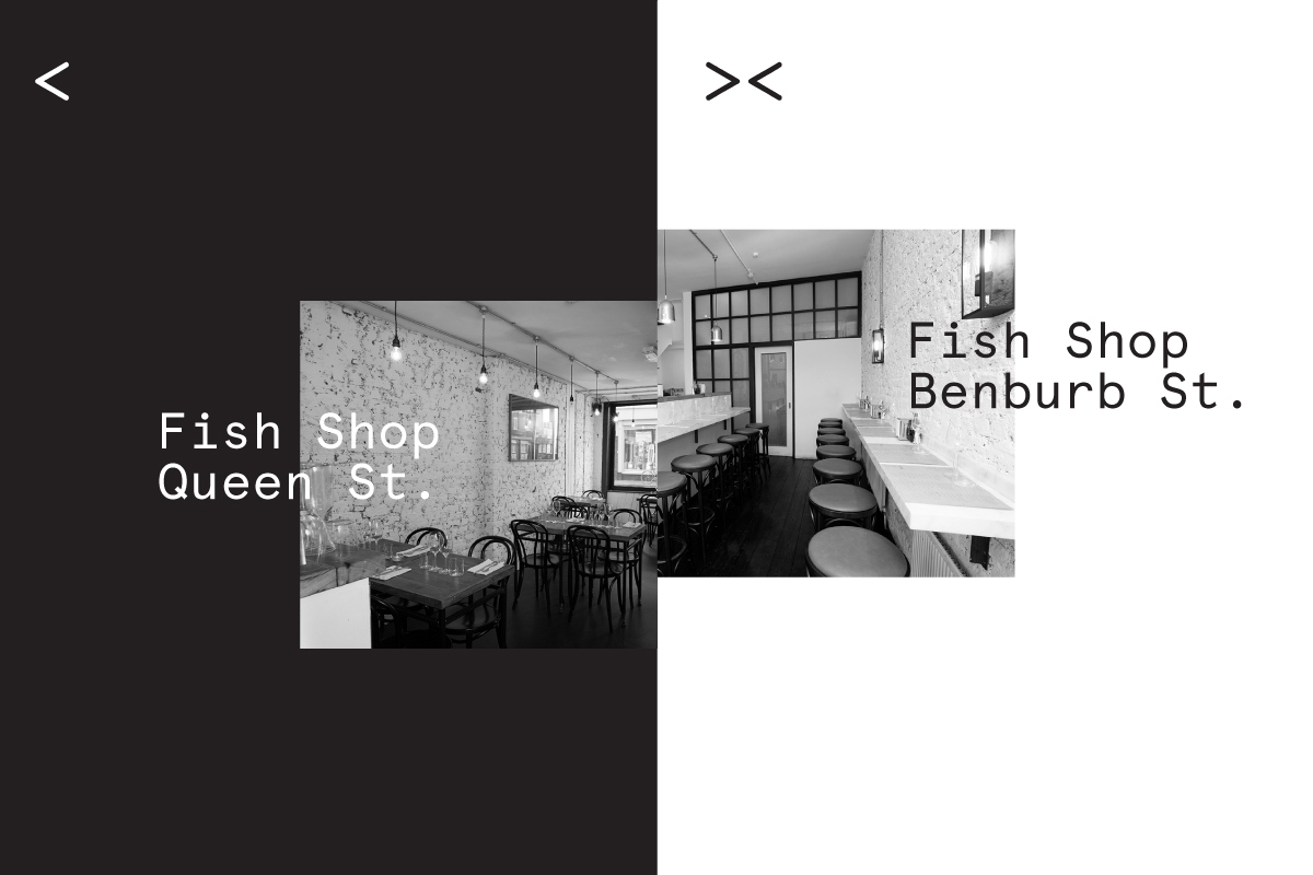 Cover image: Fish Shop – Website (2017)