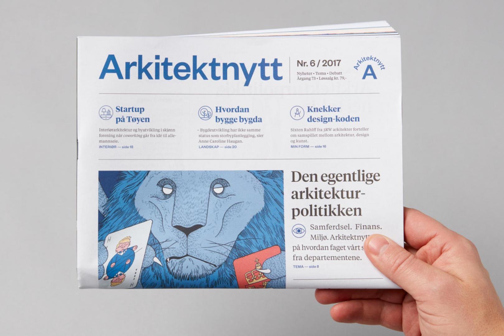 Cover image: Arkitektnytt