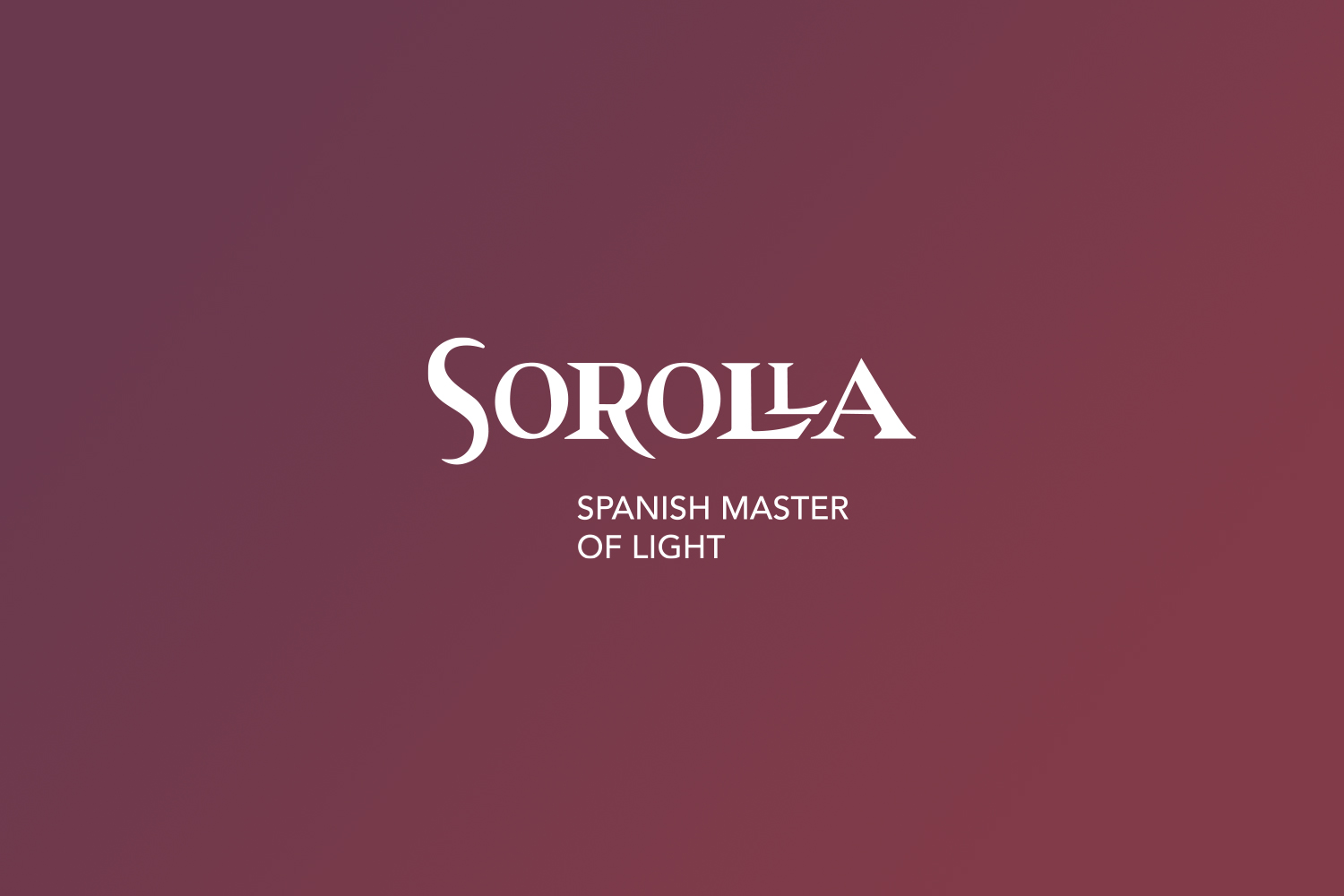 Cover image: Sorolla – Spanish Master of Light