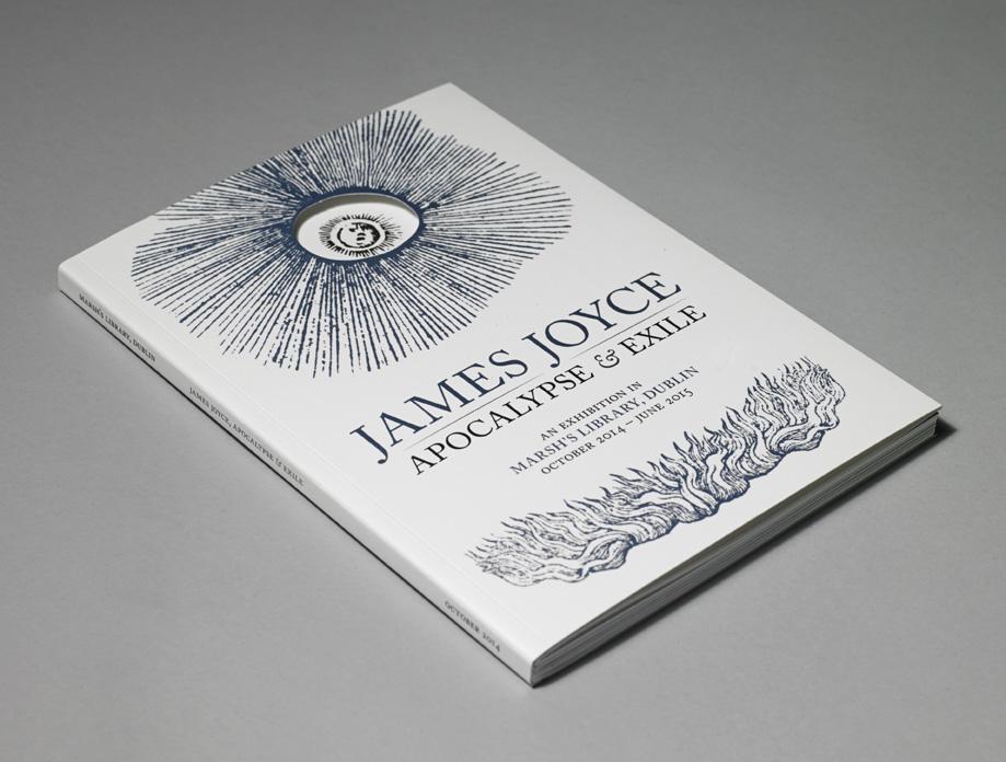 Cover image: James Joyce, Apocalypse and Exile (2014)
