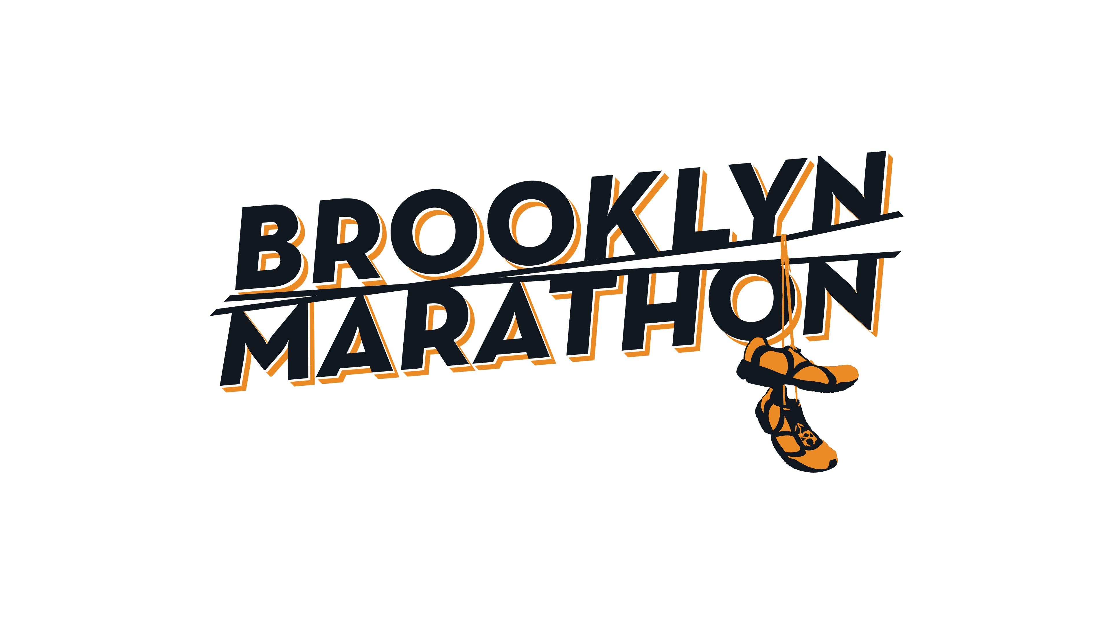 Cover image: Brooklyn Marathon identity
