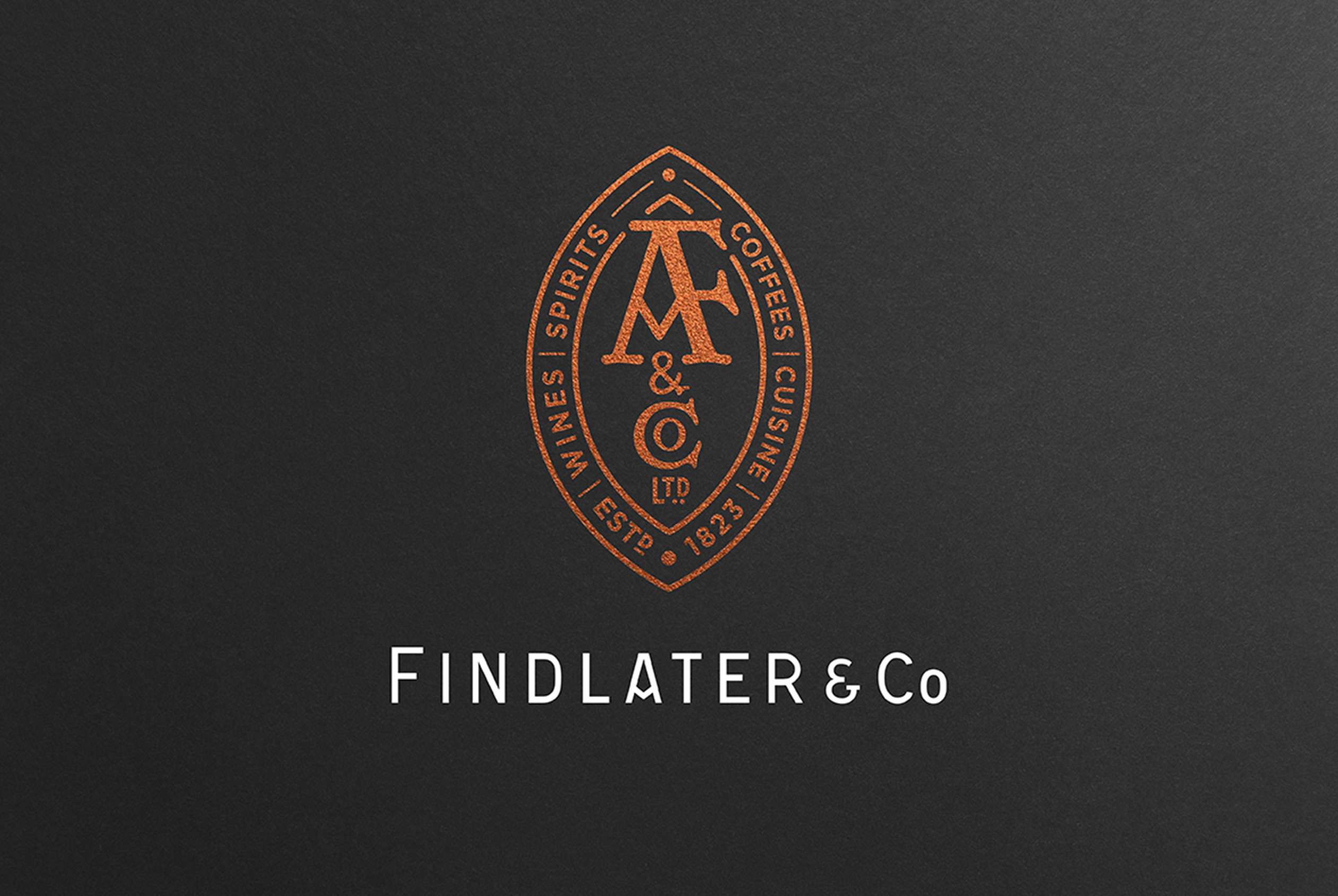 Cover image: Findlater & Co.