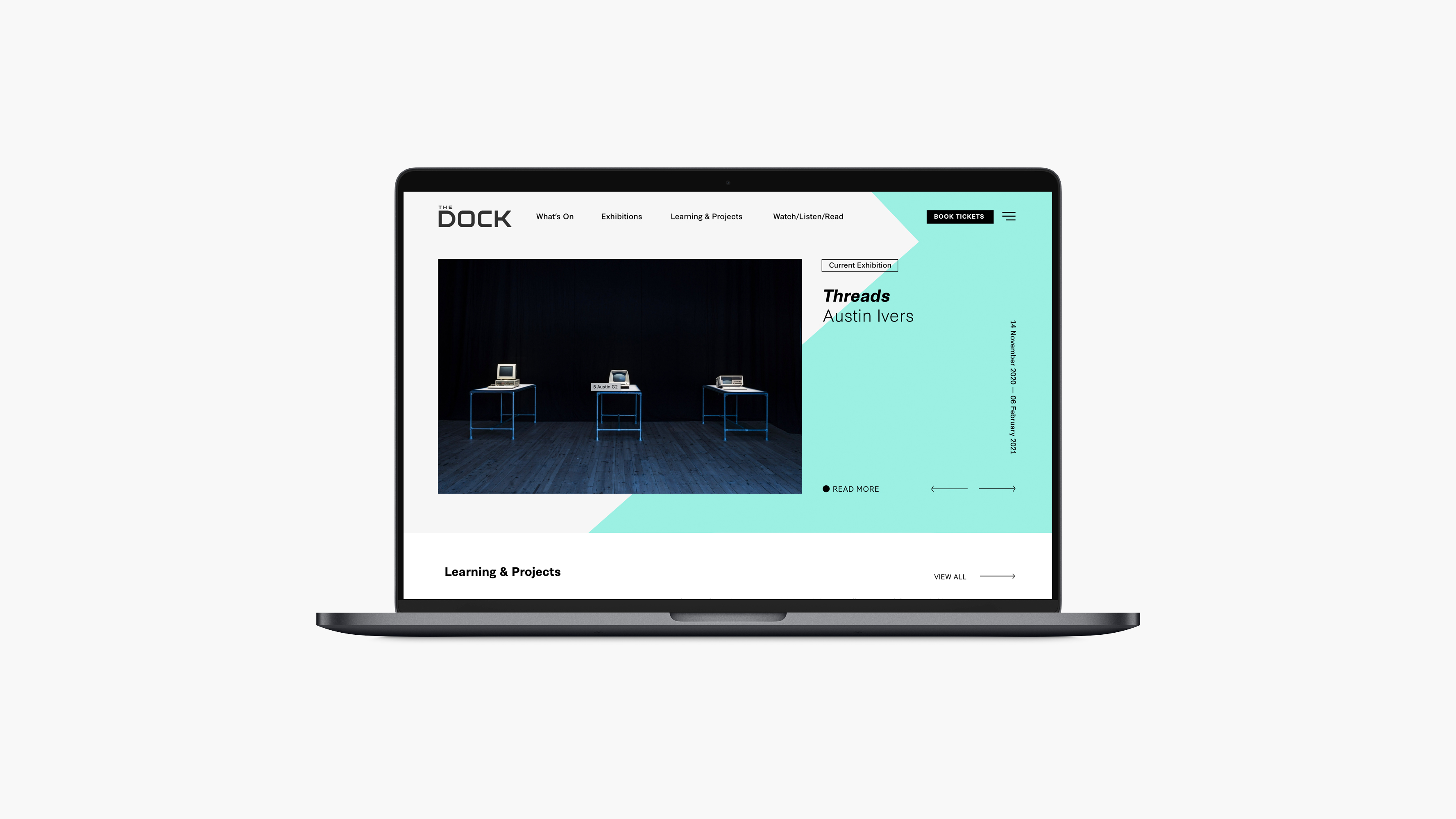 Cover image: The Dock