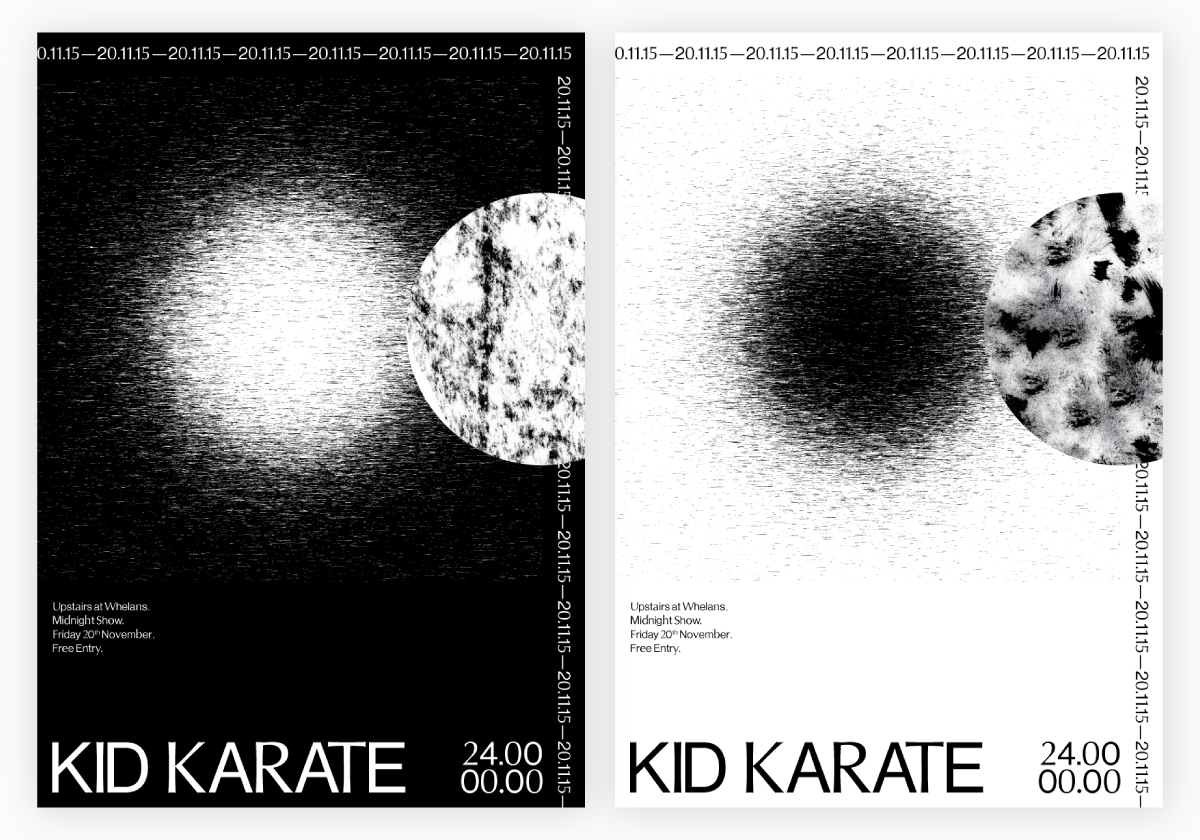 Cover image: Kid Karate Midnight Show [2015]