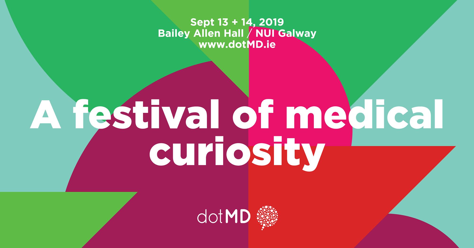 Cover image: dotMD Festival