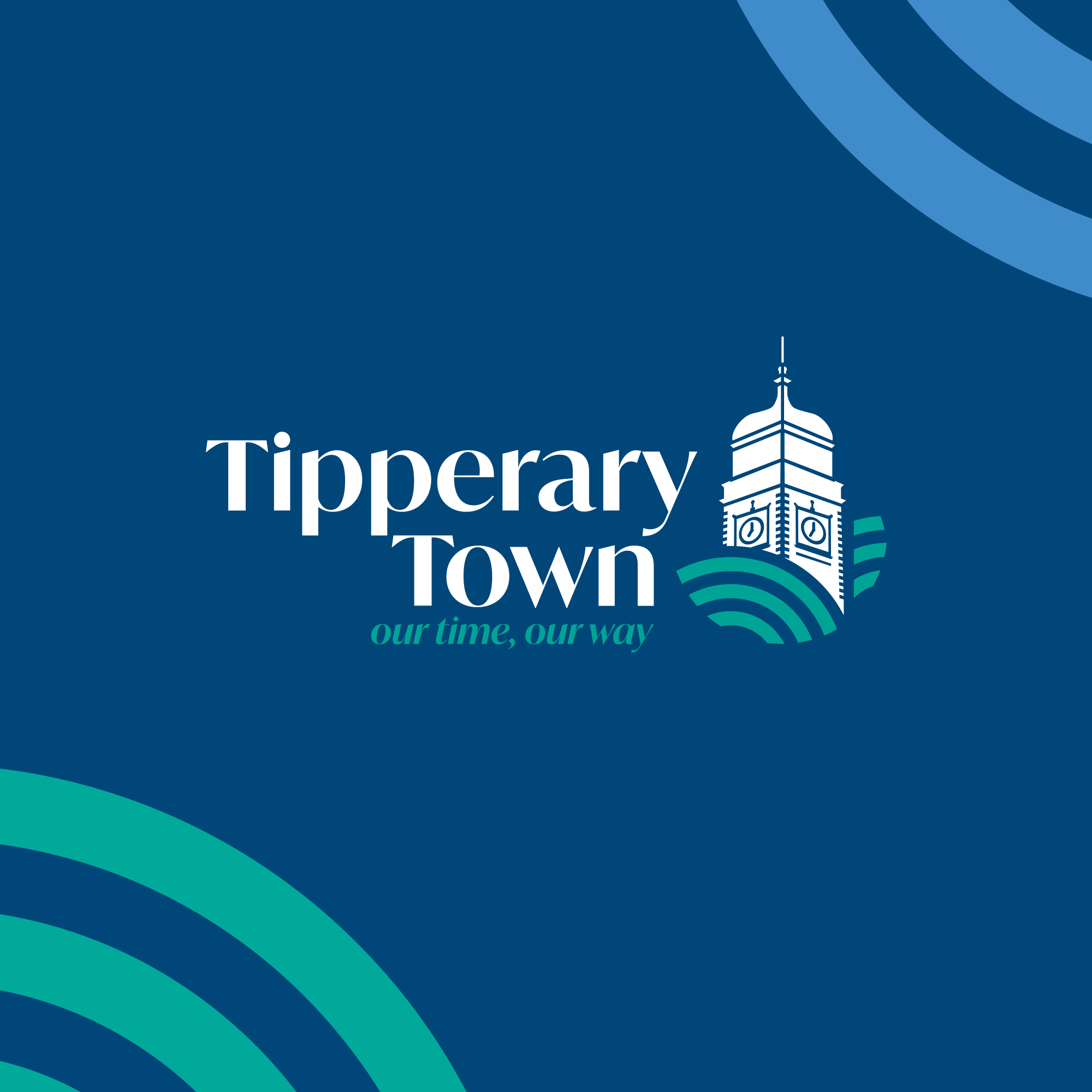 Cover image: Tipperary Town Brand Identity