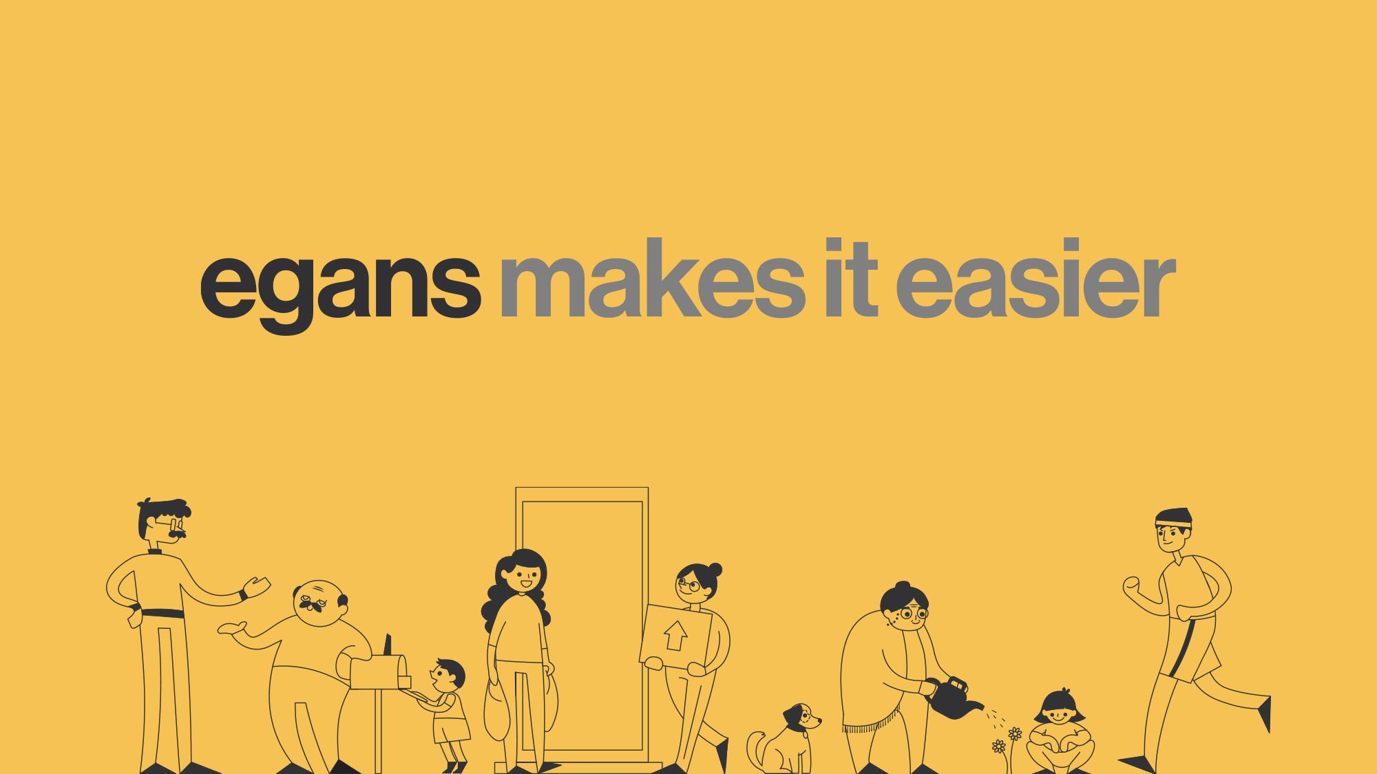 Cover image: Egans