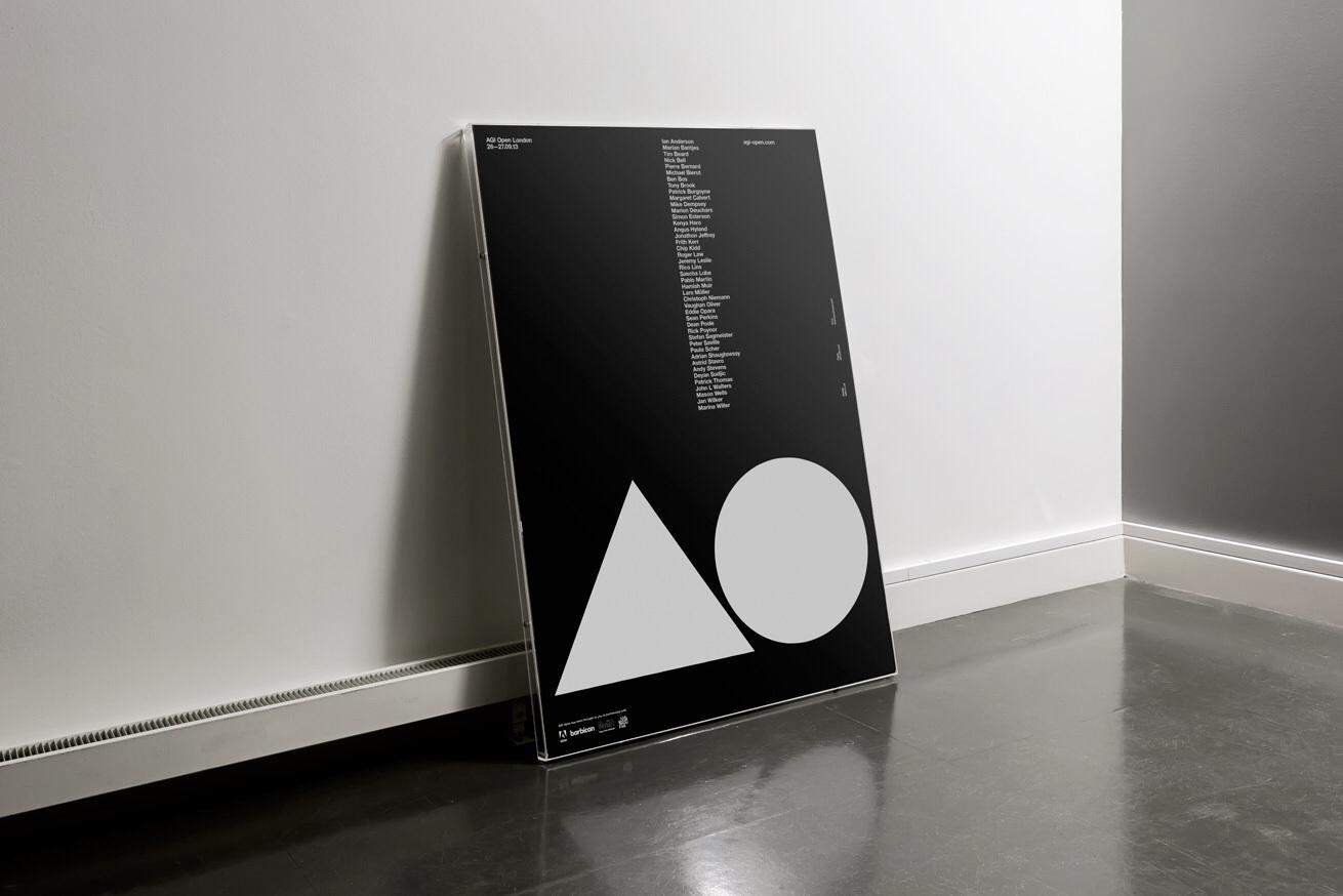 Cover image: AGI Open (2013)