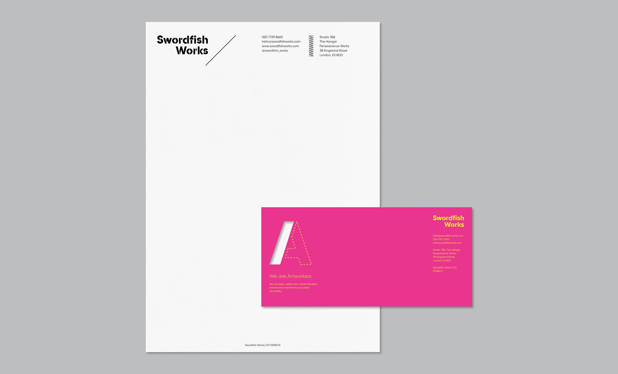 Cover image: Swordfish Works