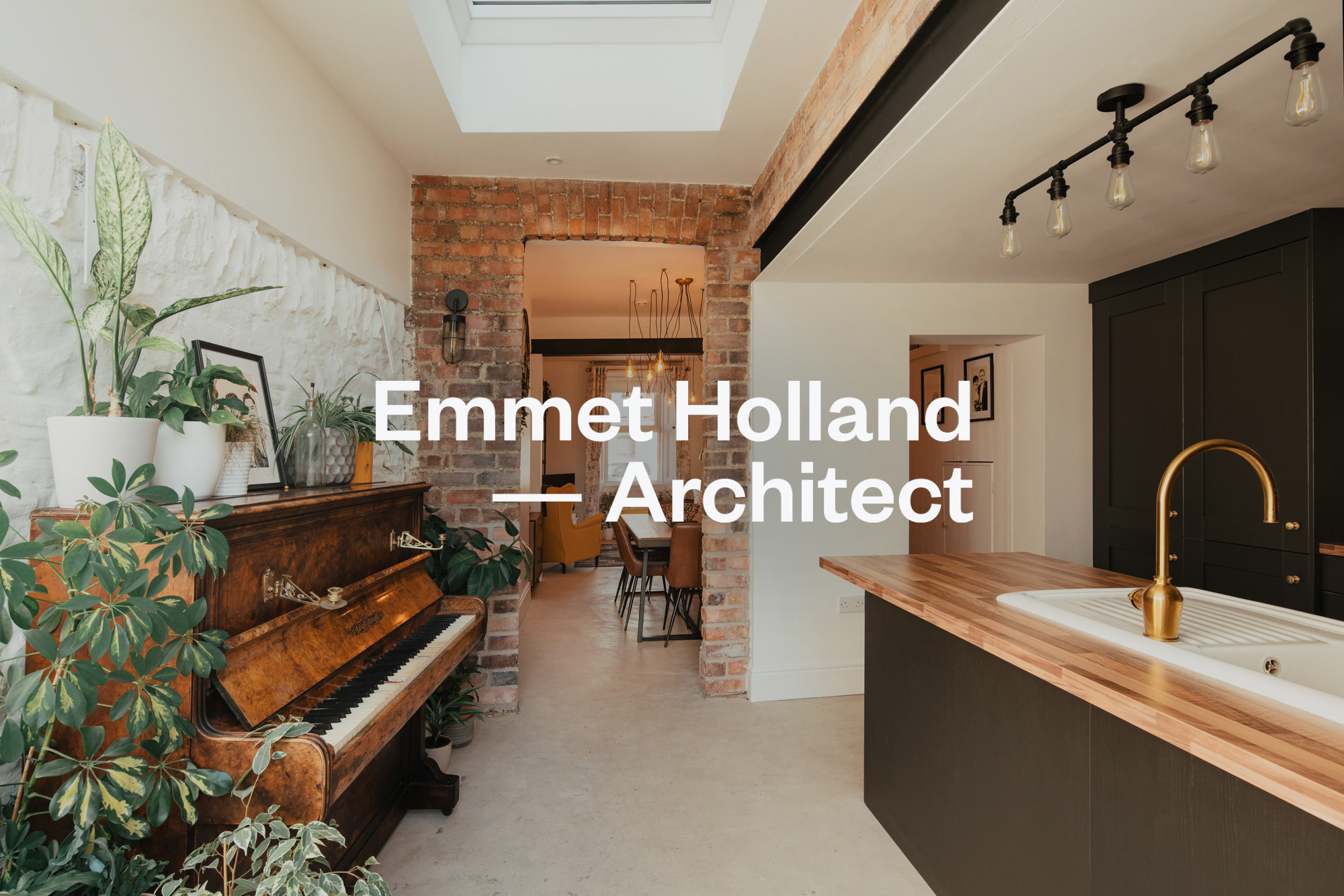 Cover image: Emmet Holland Architect