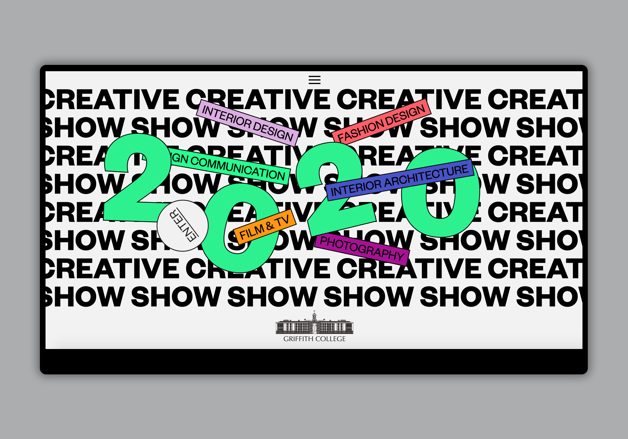 Cover image: Creative Show 2020