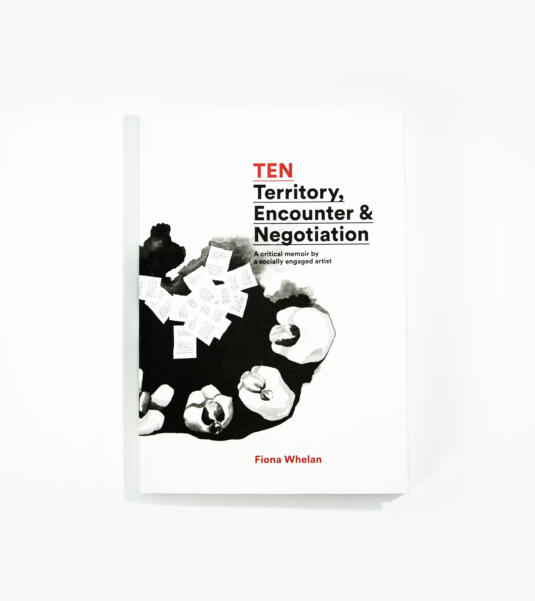 Cover image: Territory, Encounter & Negotiation (2014)
