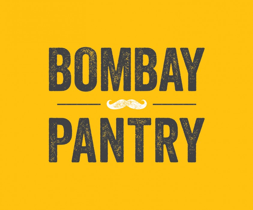 Cover image: Bombay Pantry rebrand (2012)