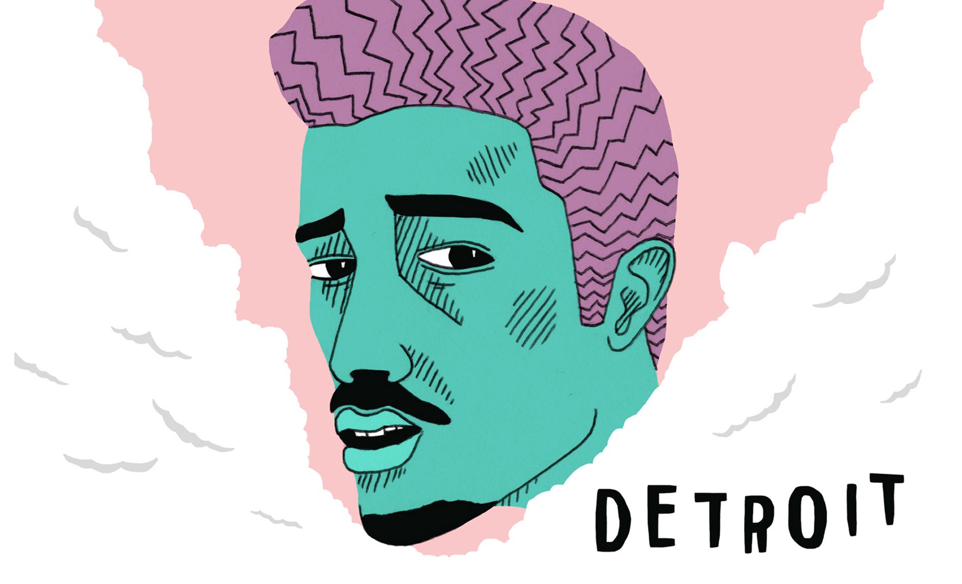 Cover image: Detroit