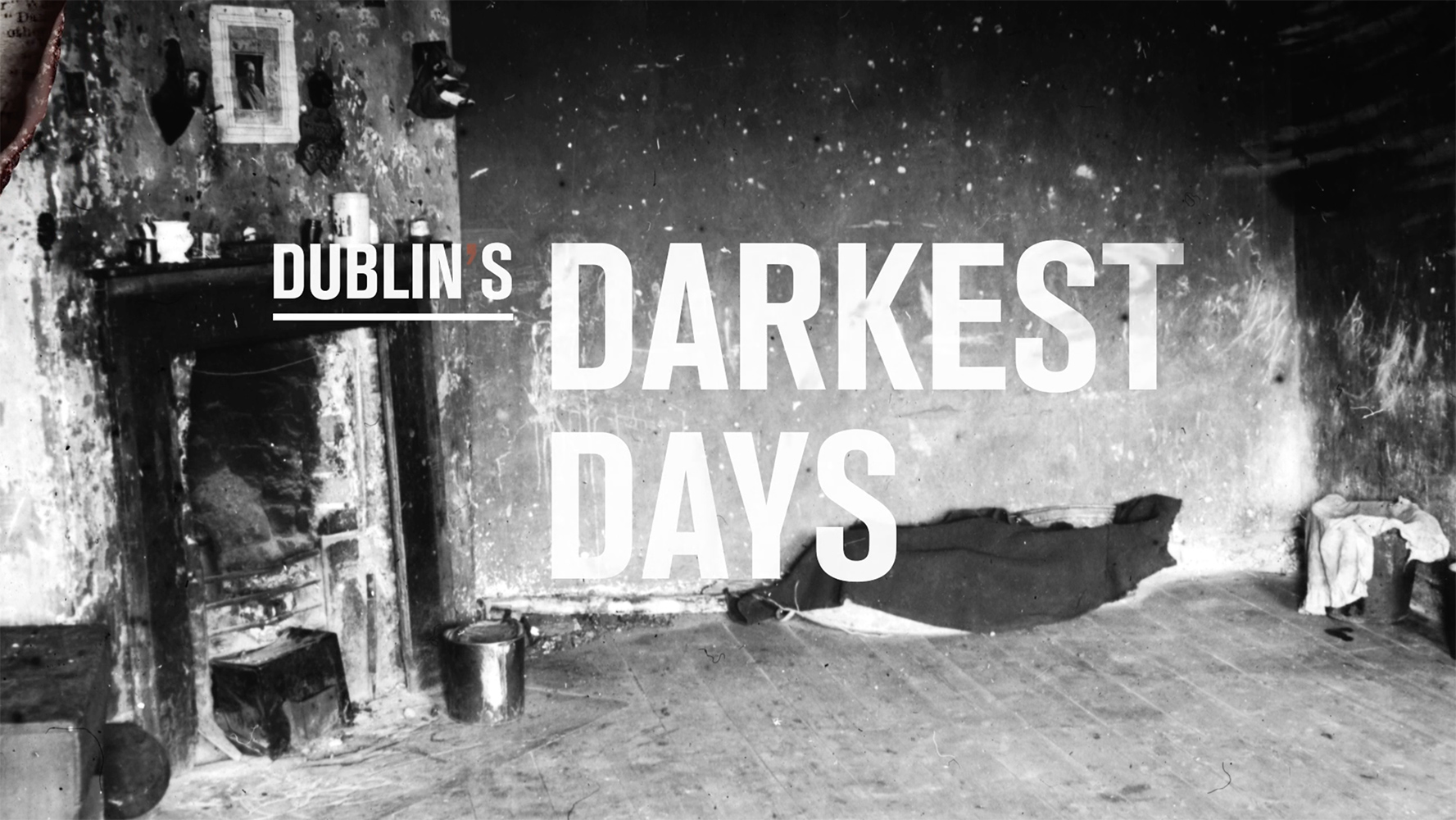 Cover image: Dublin's Darkest Days