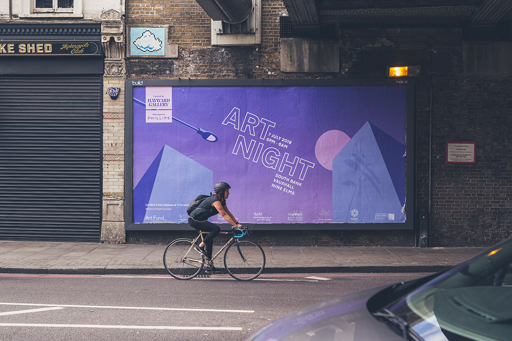 Cover image: Art Night 2018