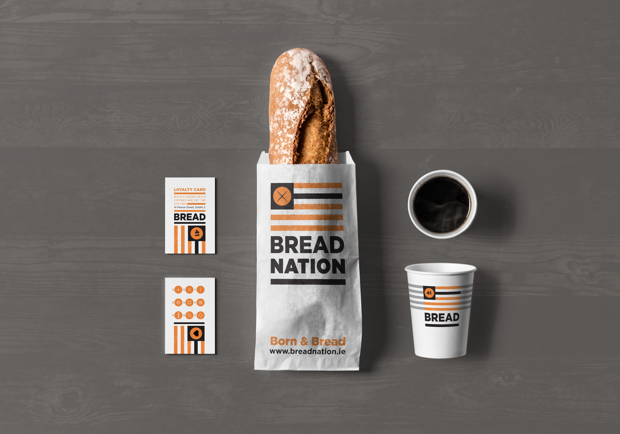 Cover image: Bread Nation / Bread 41