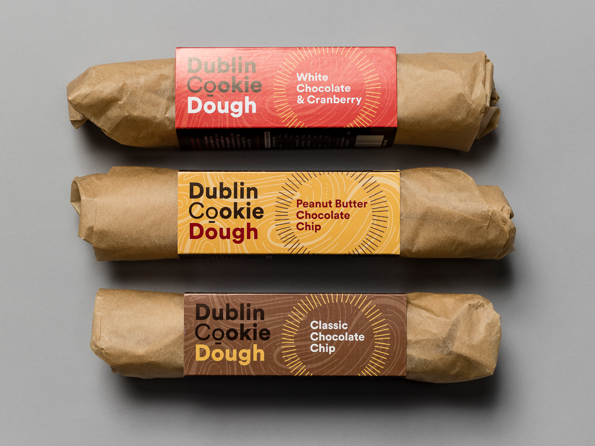 Cover image: Dublin Cookie Company, Packaging