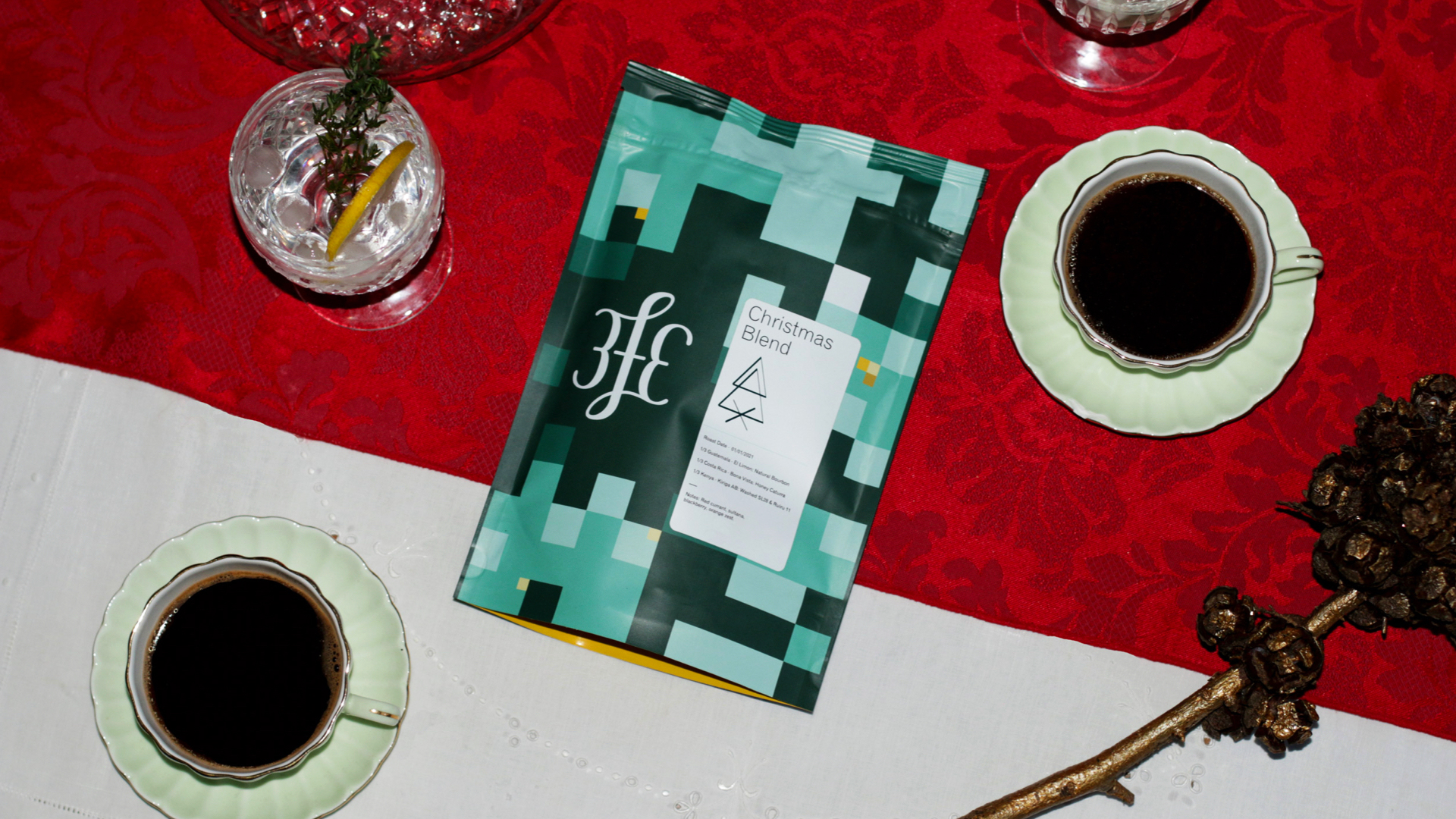 Cover image: 3fe Christmas 2020
