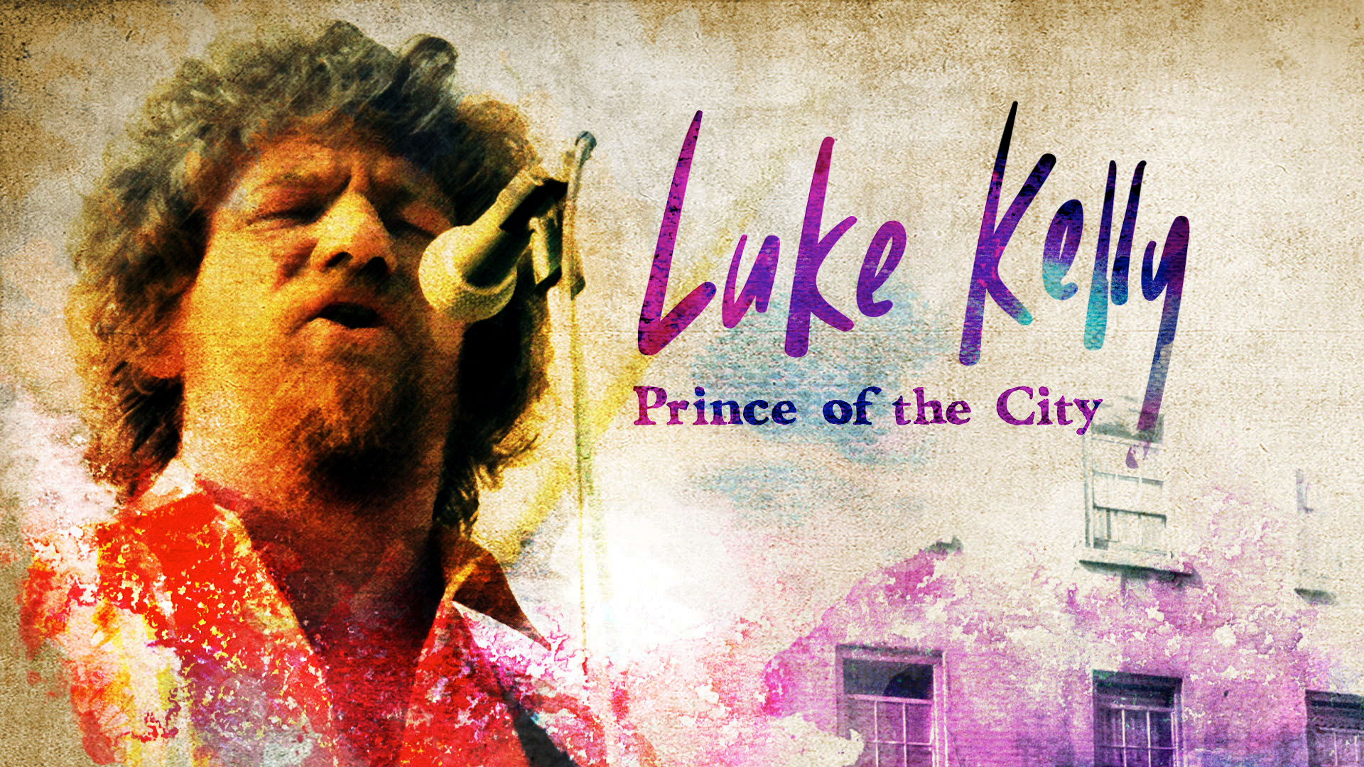 Cover image: Luke Kelly - Prince of the CIty