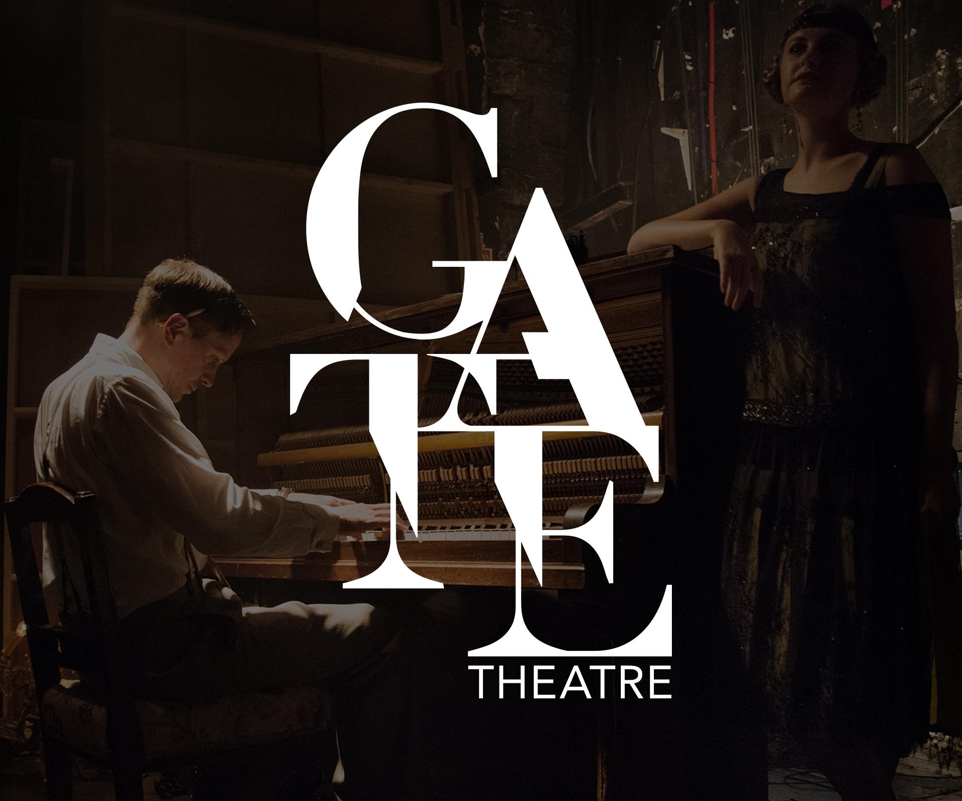 Cover image: Gate Theatre Rebrand