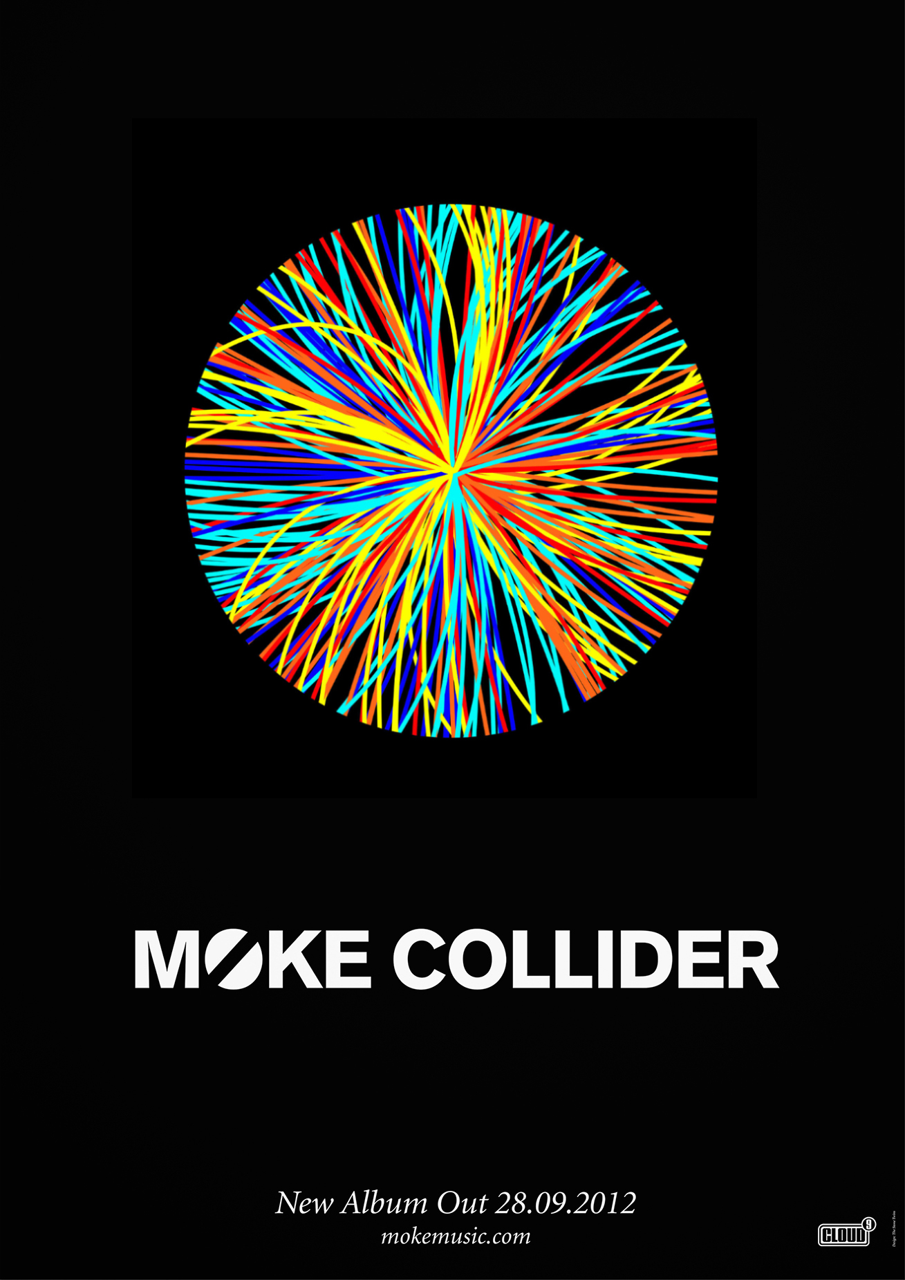 Cover image: Moke 'Collider' (2012)