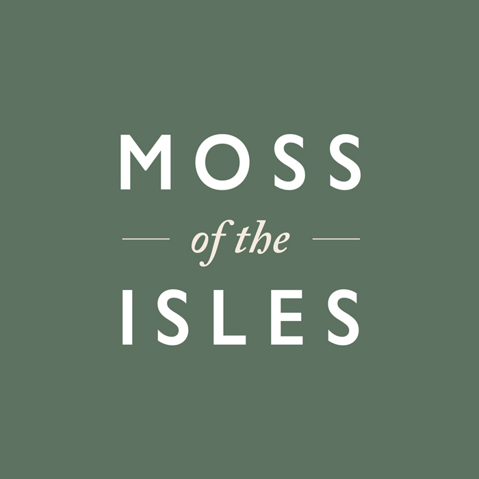 Cover image: Moss of the Isles