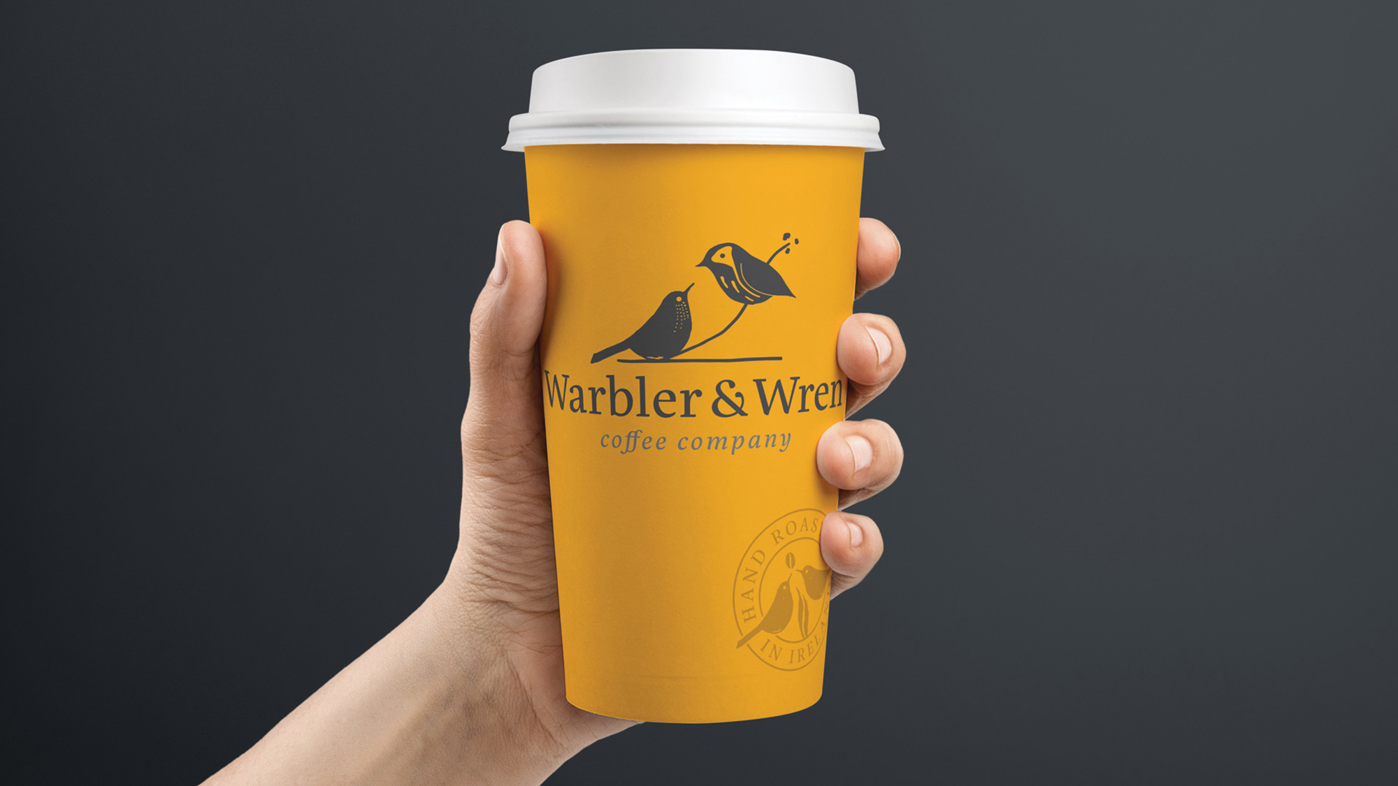 Cover image: Warbler & Wren Coffee Company