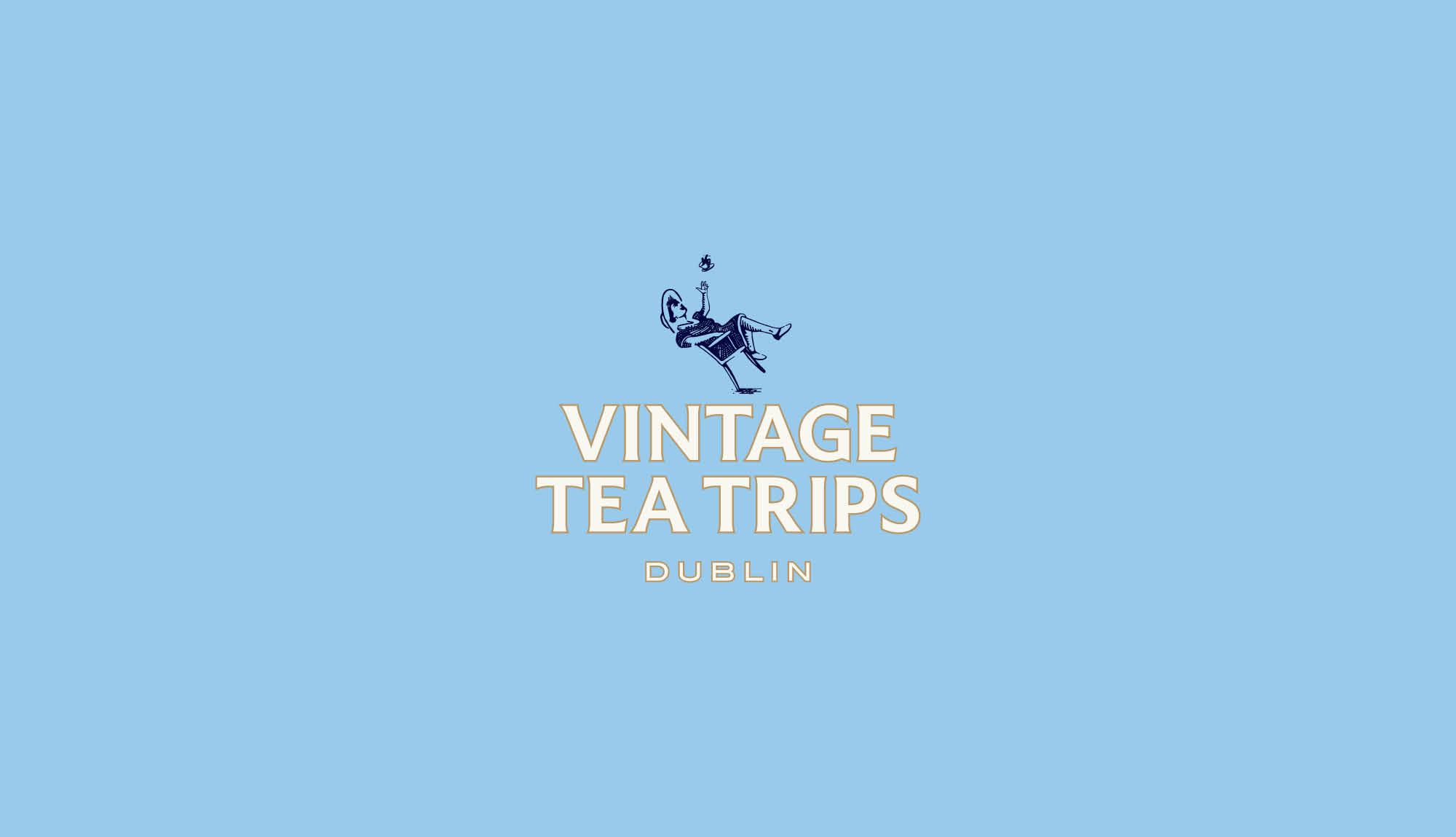 Cover image: Vintage Tea Trips
