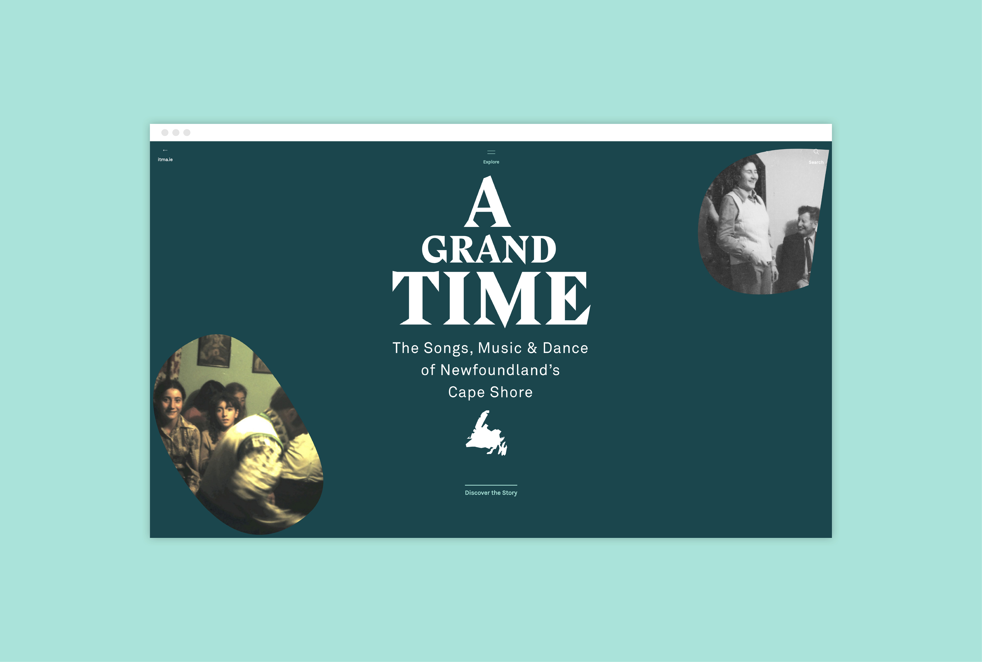 Cover image: A Grand Time
