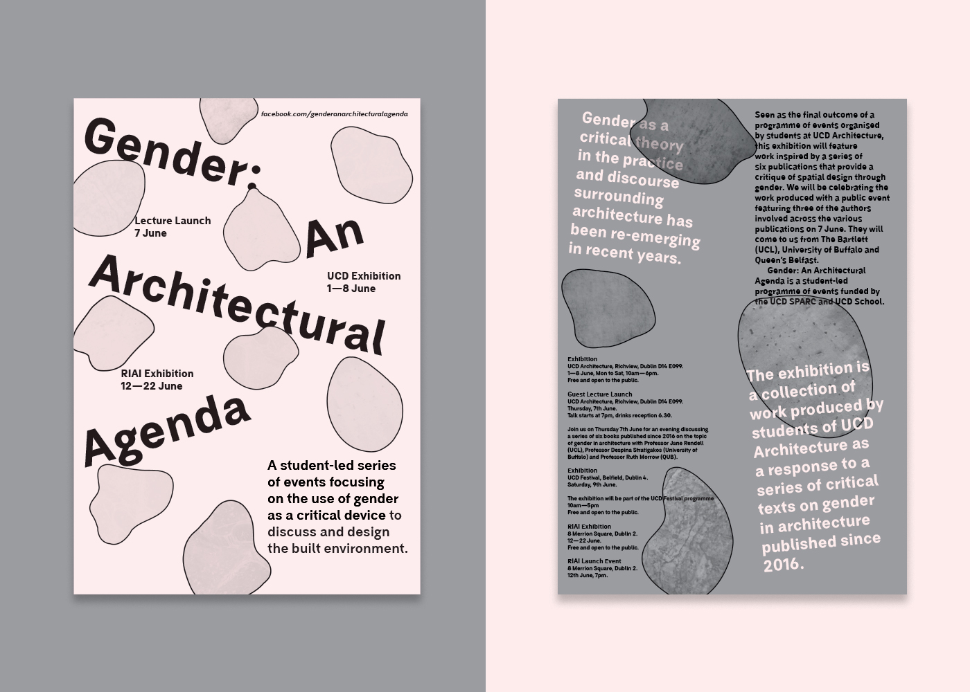 Cover image: Gender: An Architectural Agenda