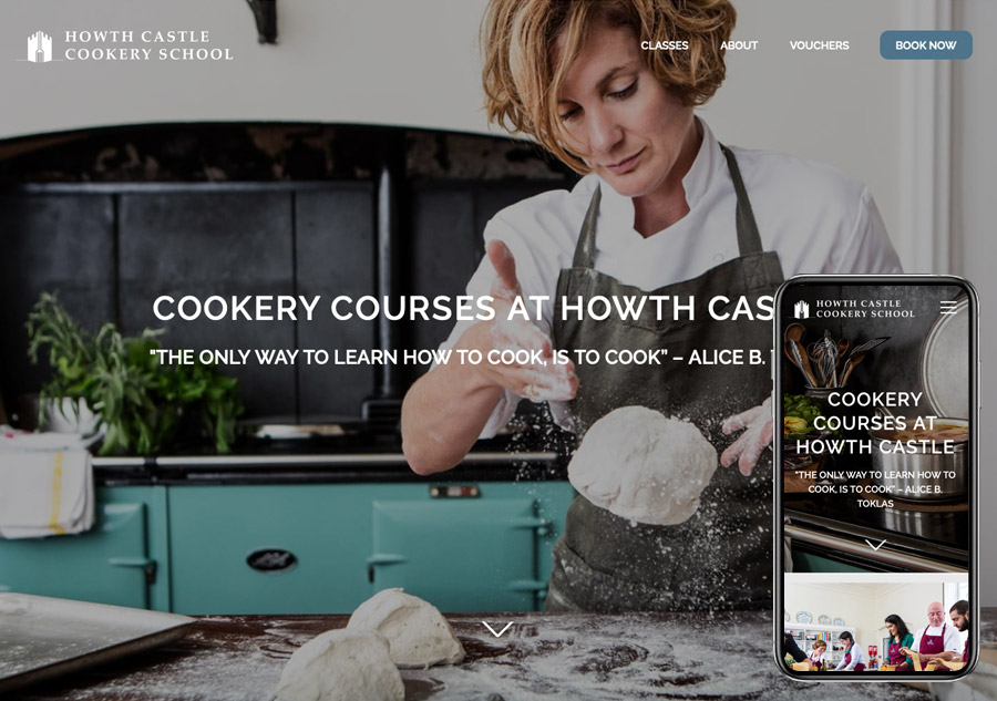 Cover image: Howth Castle Cookery School
