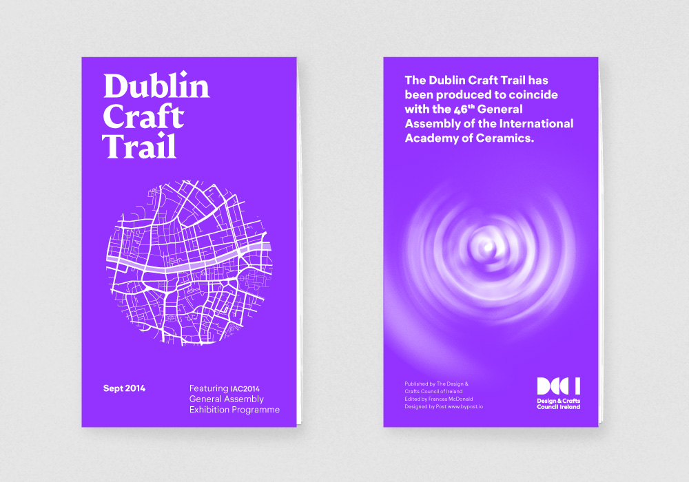 Cover image: Dublin Craft Trail