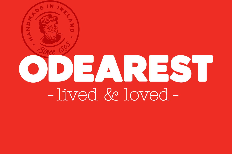 Cover image: Odearest (2015)