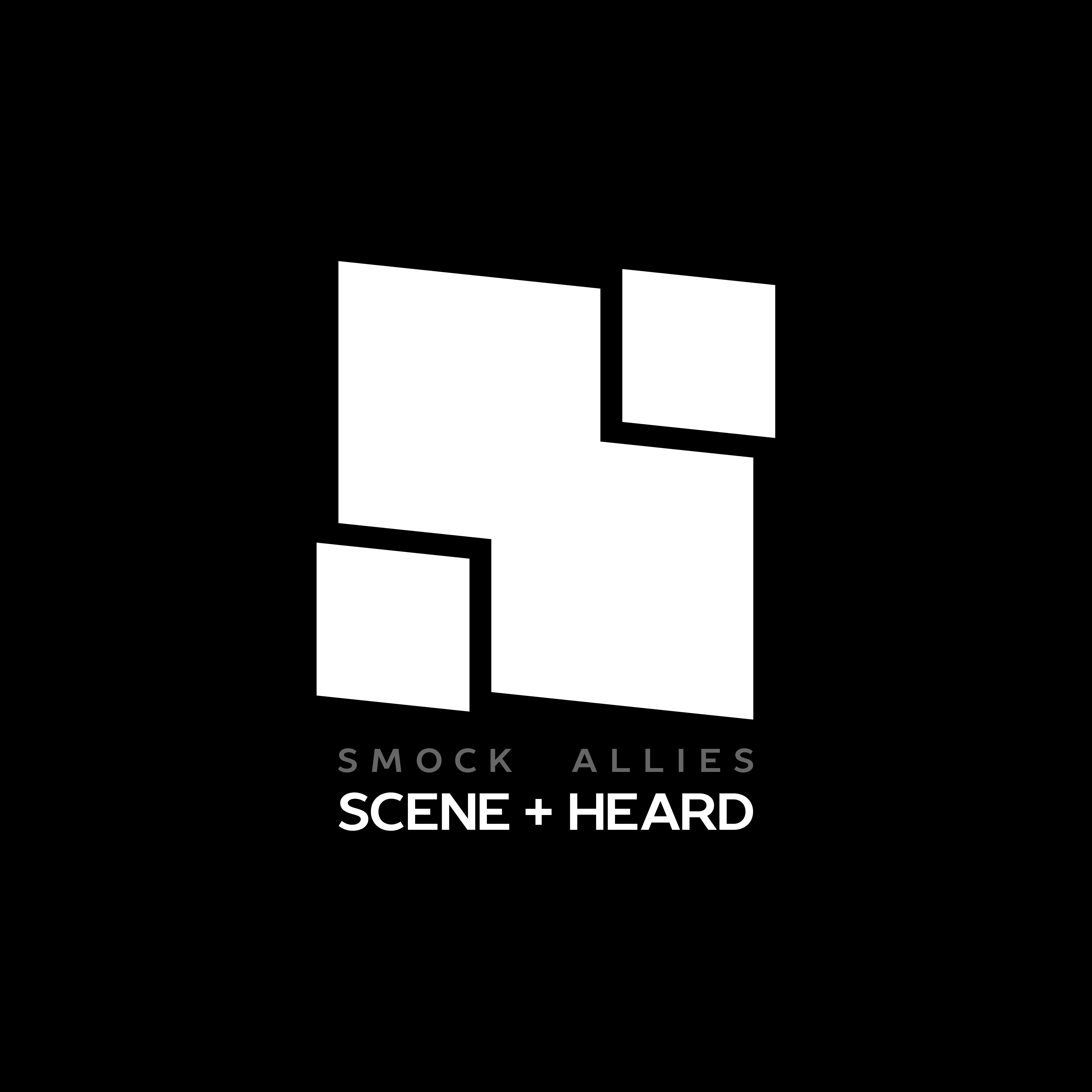 Cover image: Smock Allies: Scene + Heard