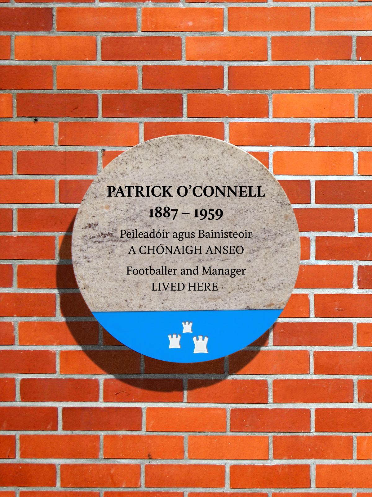 Cover image: DCC Commemorative Plaque Scheme