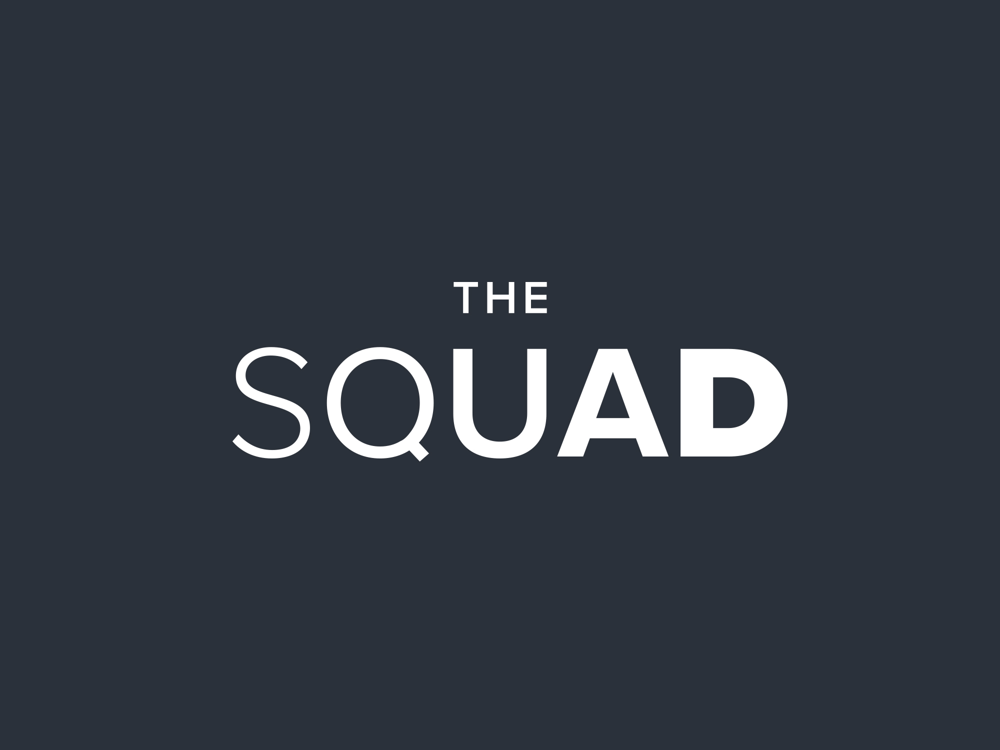 Cover image: The Squad