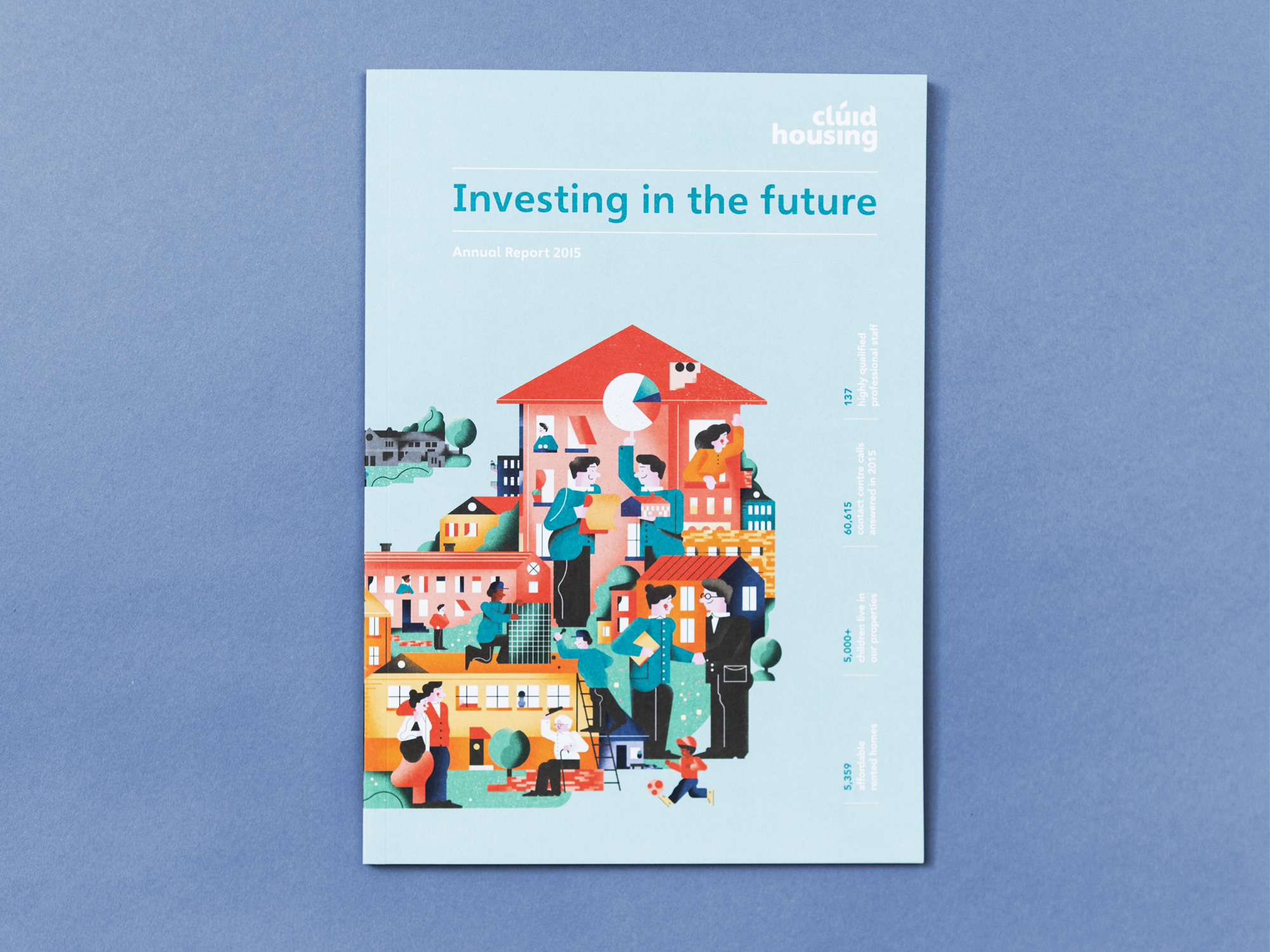 Cover image: Clúid Housing Annual Report