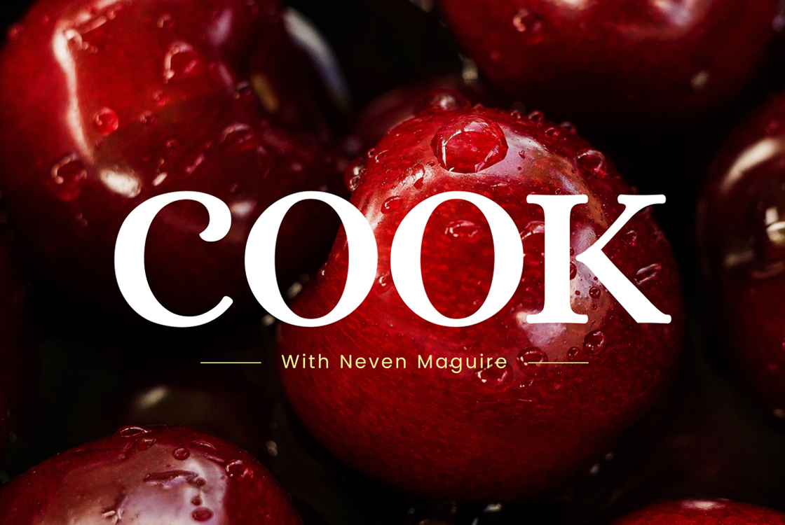 Cover image: Cook with Neven Maguire