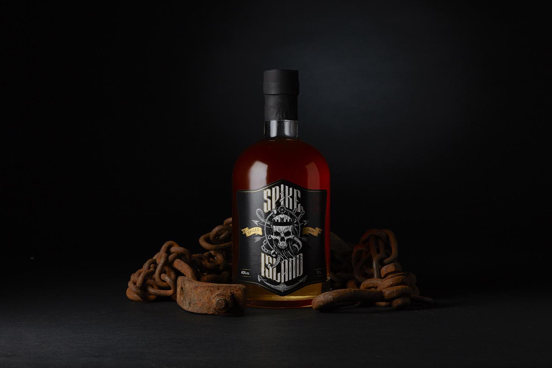 Cover image: Spike Island Rum