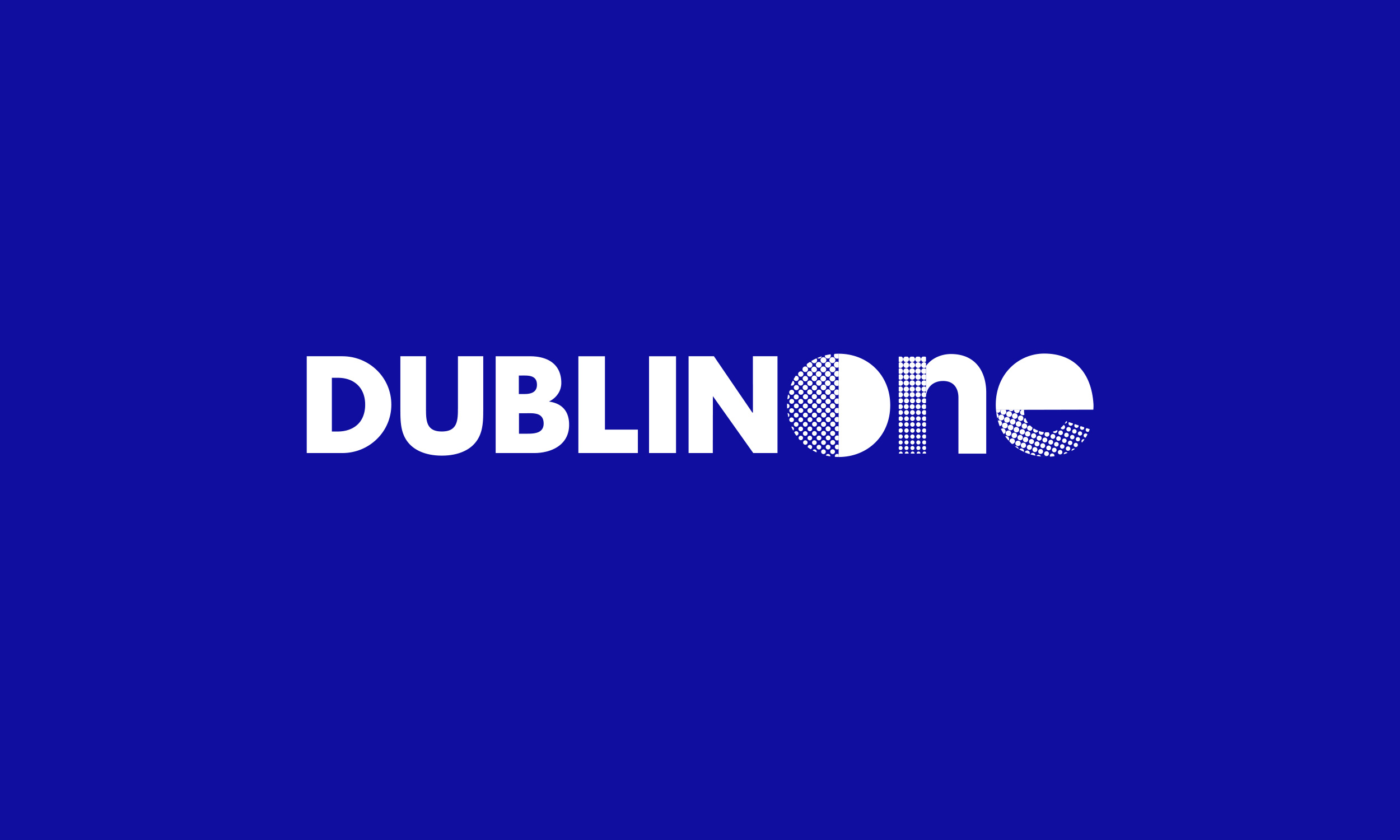 Cover image: Dublin One Brand Identity