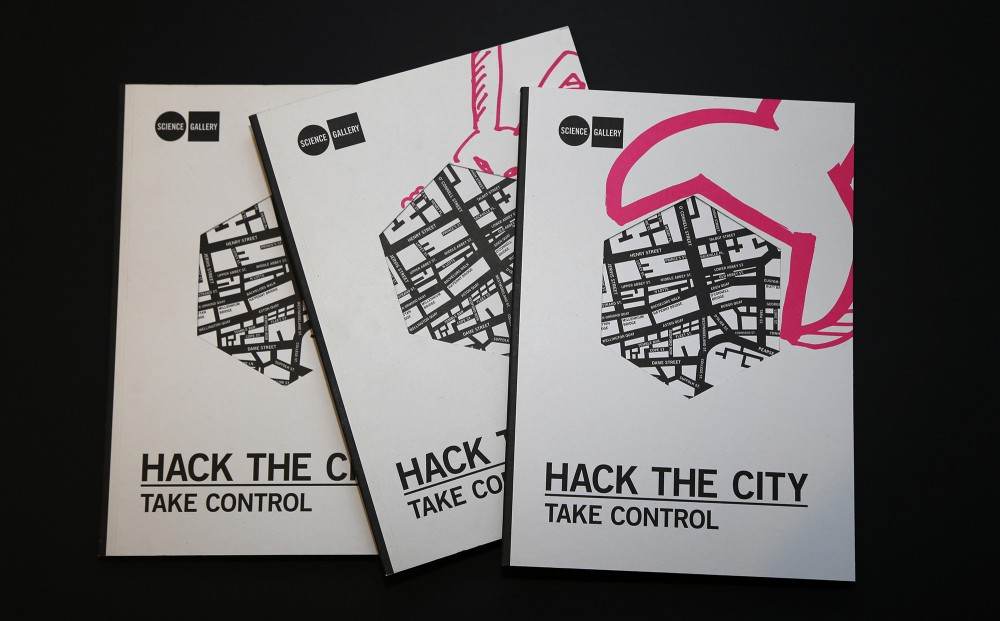 Cover image: HACK THE CITY