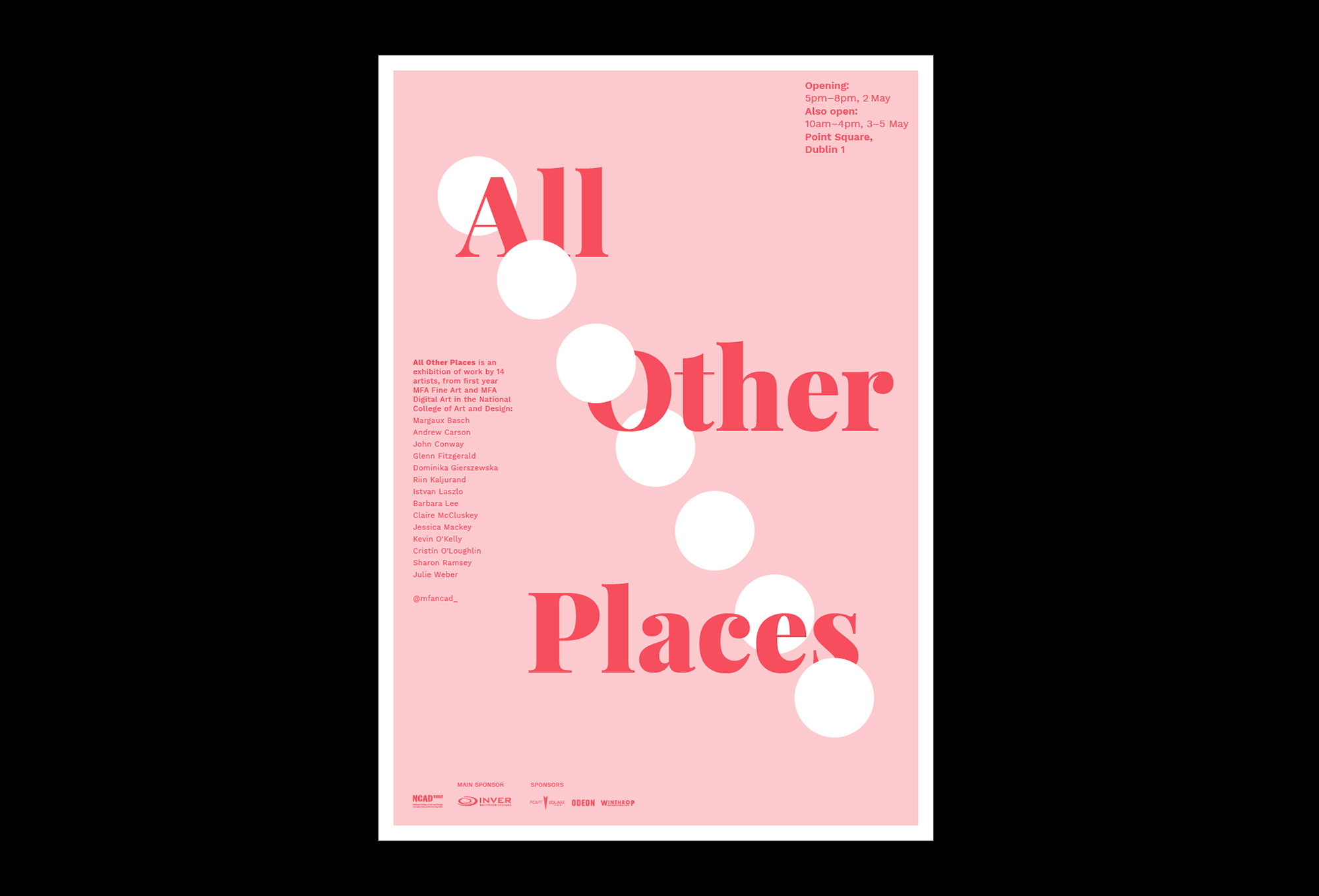 Cover image: All Other Places